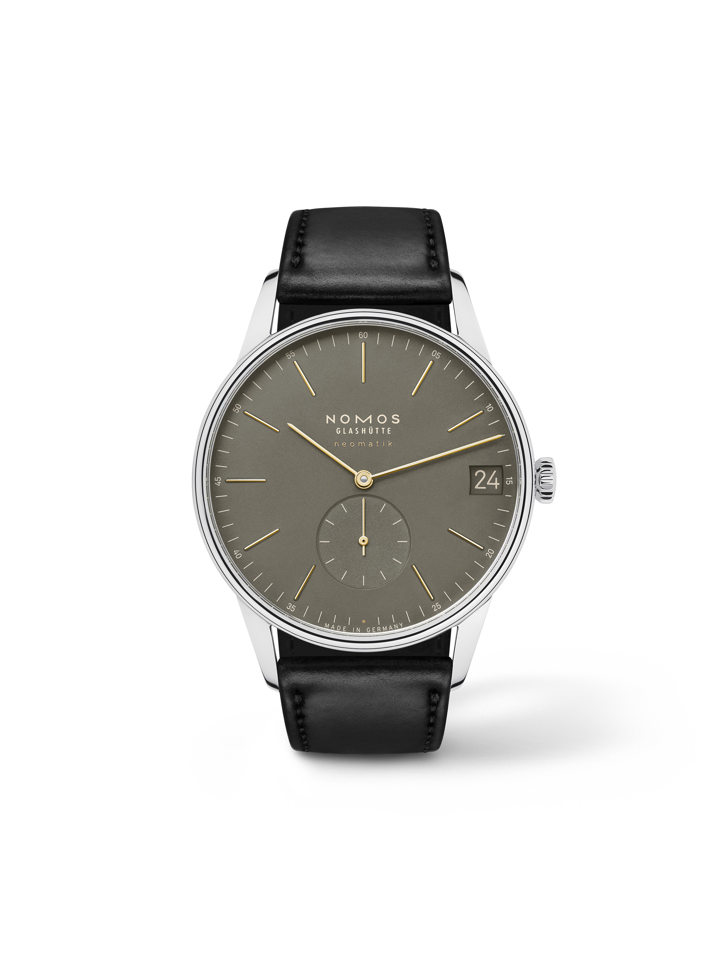 Orion neomatik 41 date olive-or