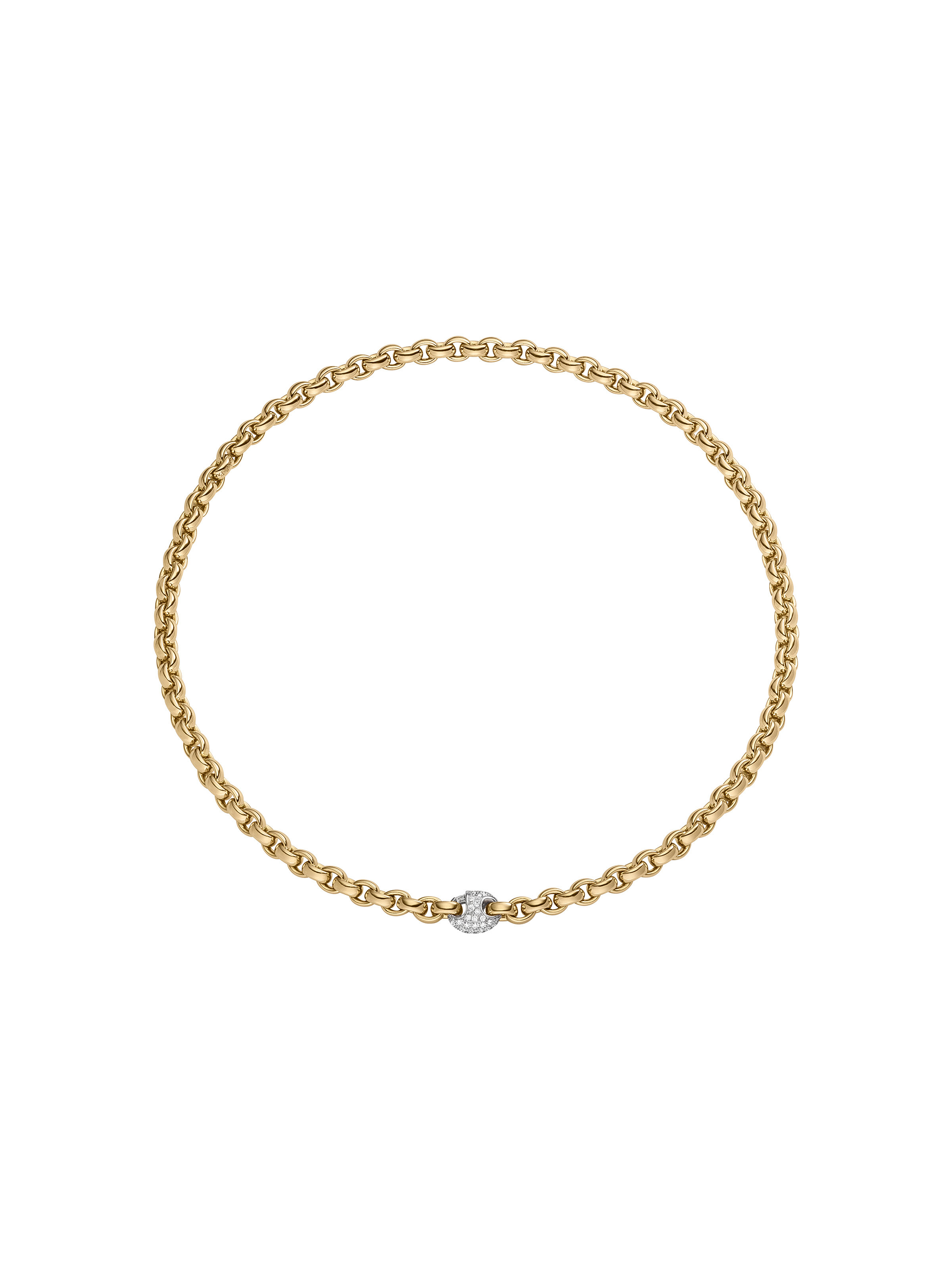 ChaCha 6mm necklace
