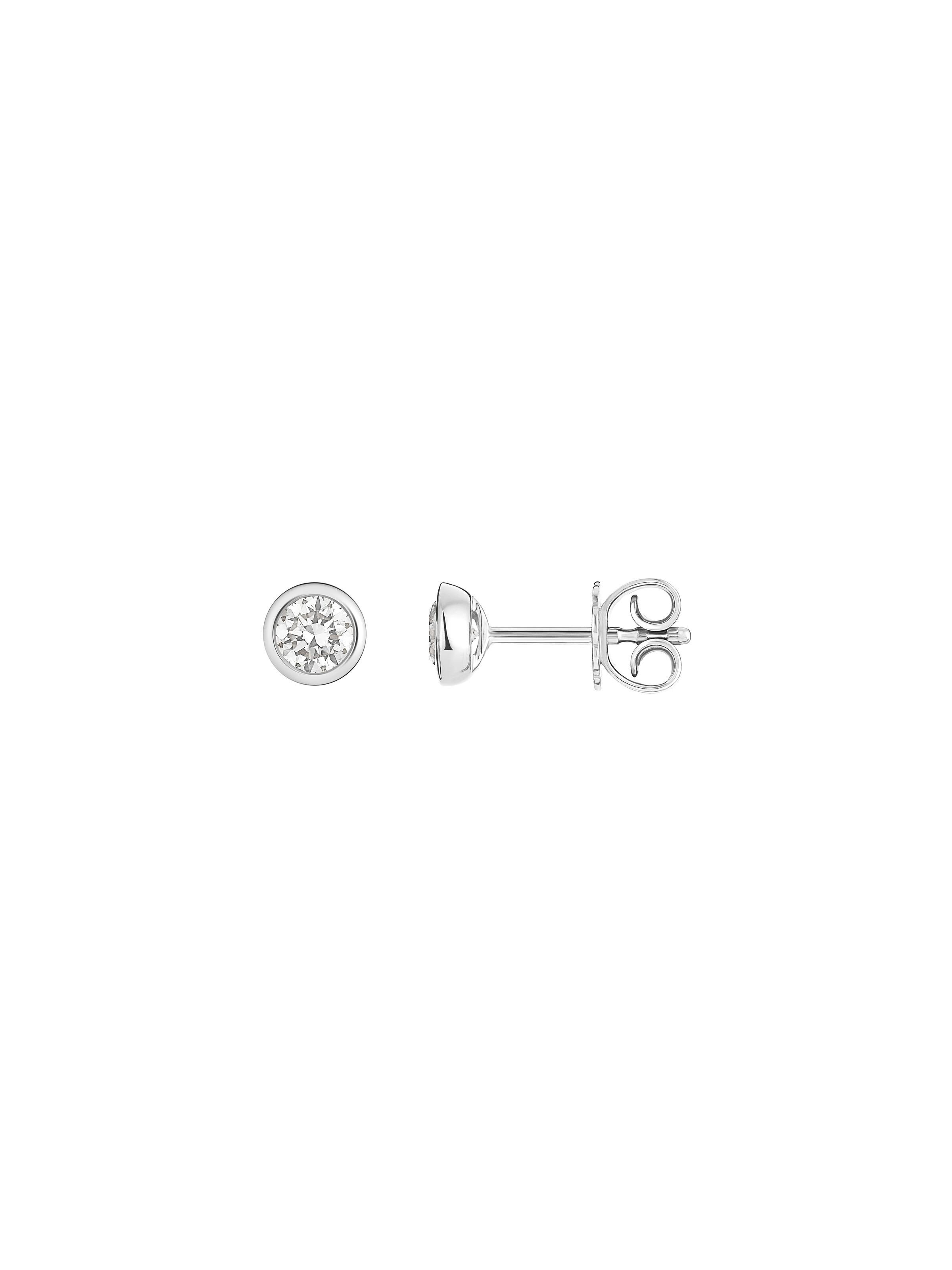 One Moonwalk earrings