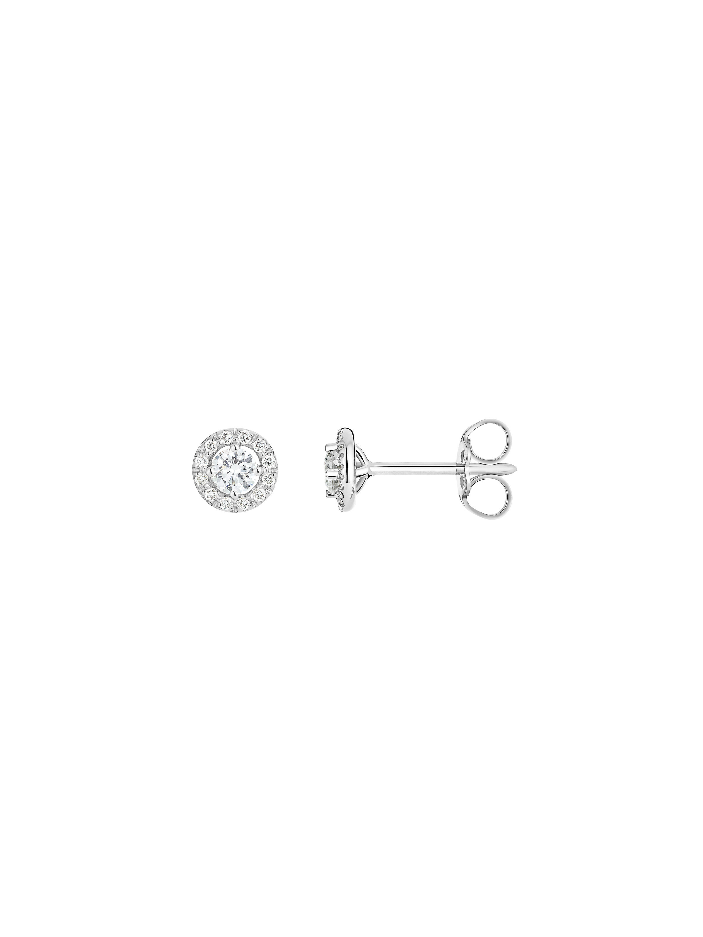 One earrings