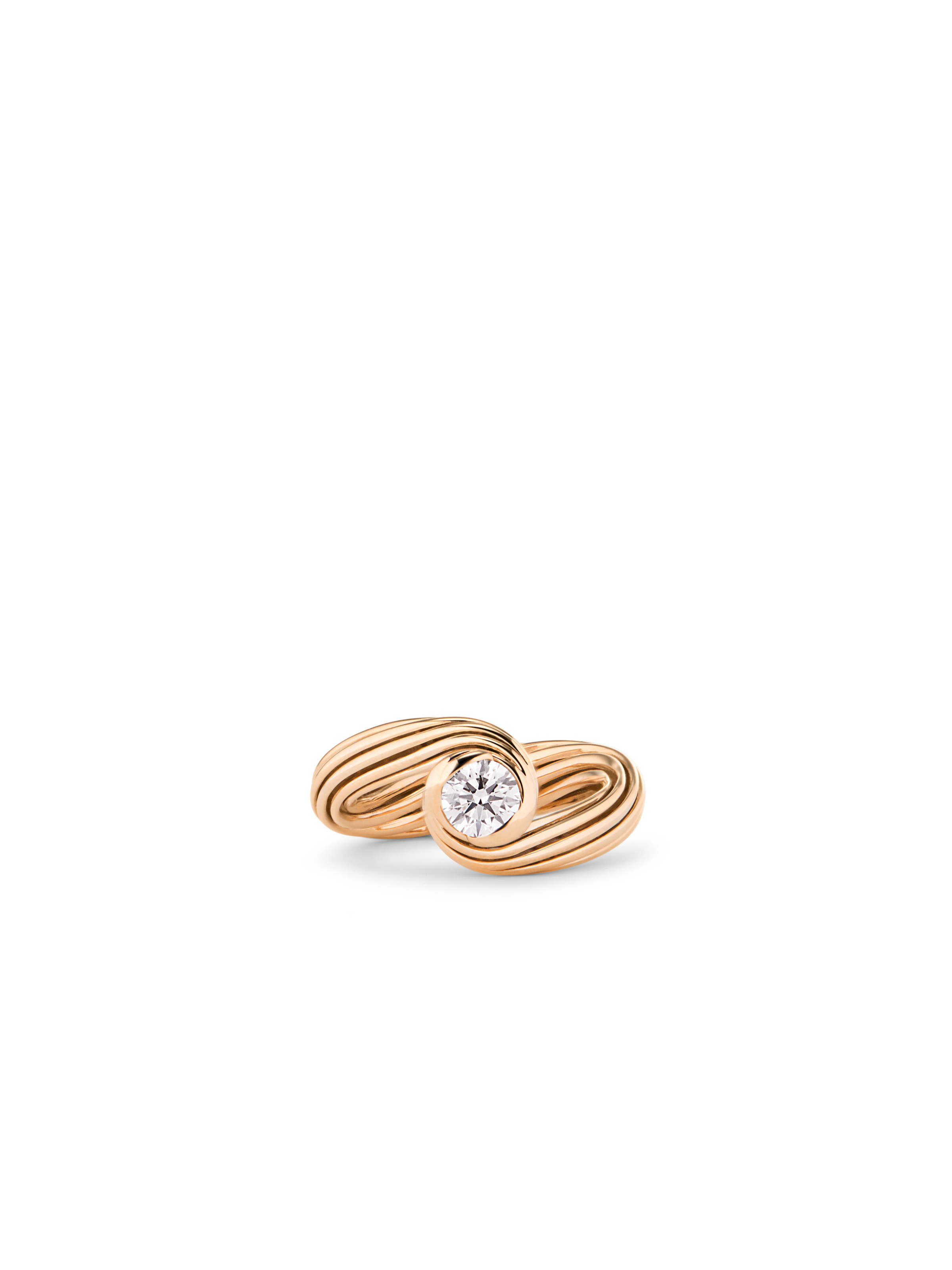 Helioro Solitaire ring