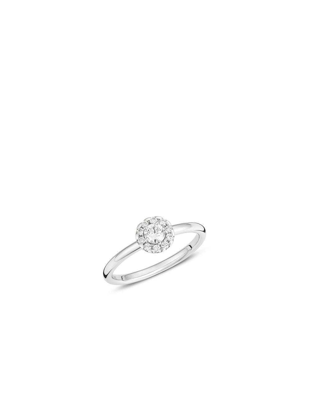 Ring Promise Krone 01
