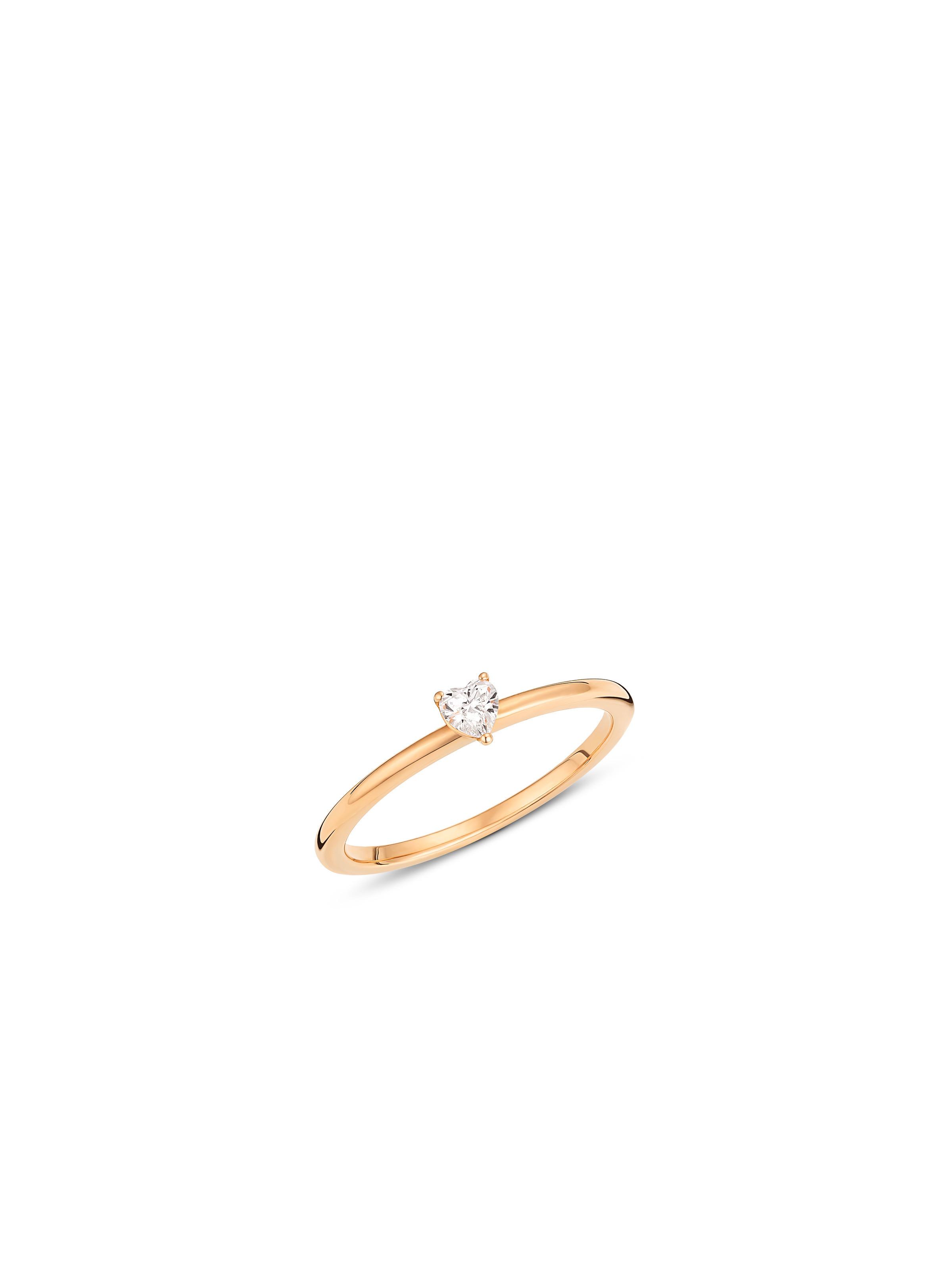 Ring Promise Herz