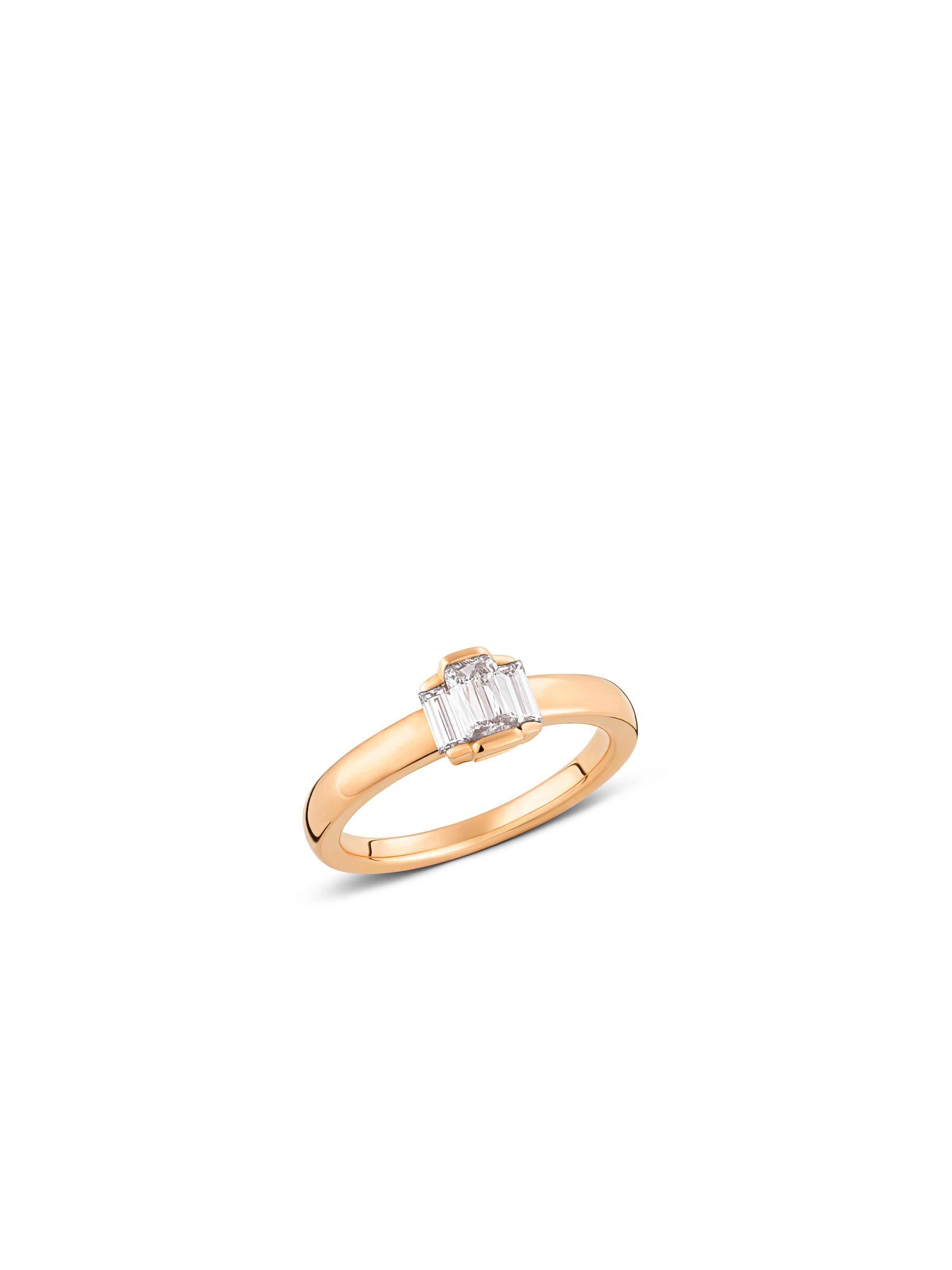 Ring Promise Colonna light