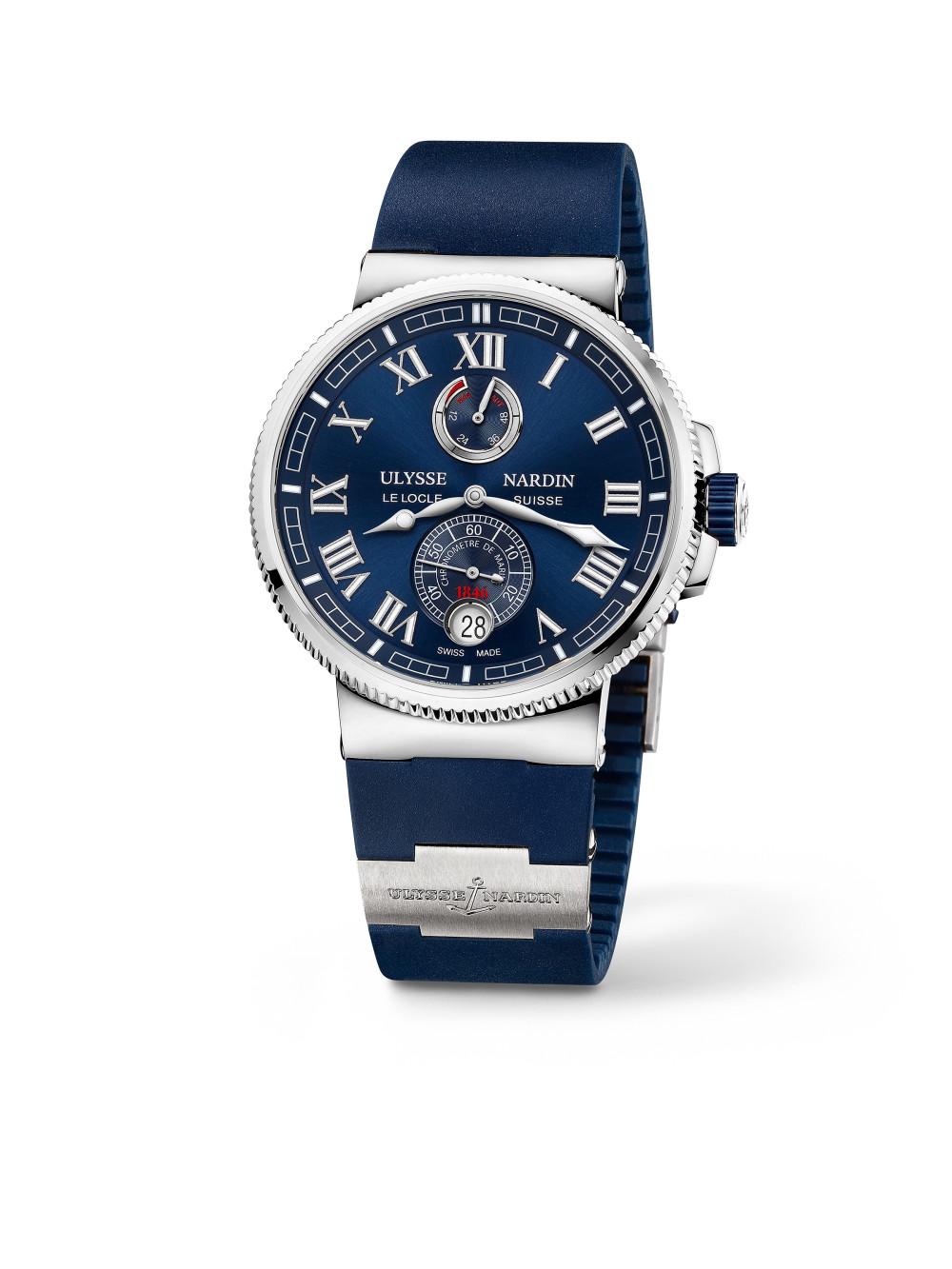 Marine Chronometer 01