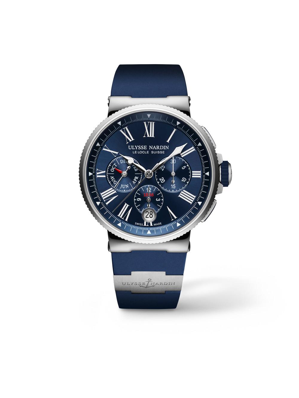 Marine Chronograph 01