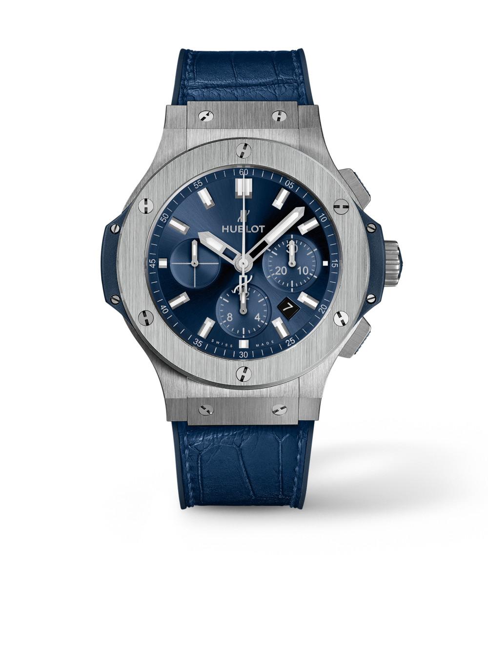 Big Bang Steel Blue 01