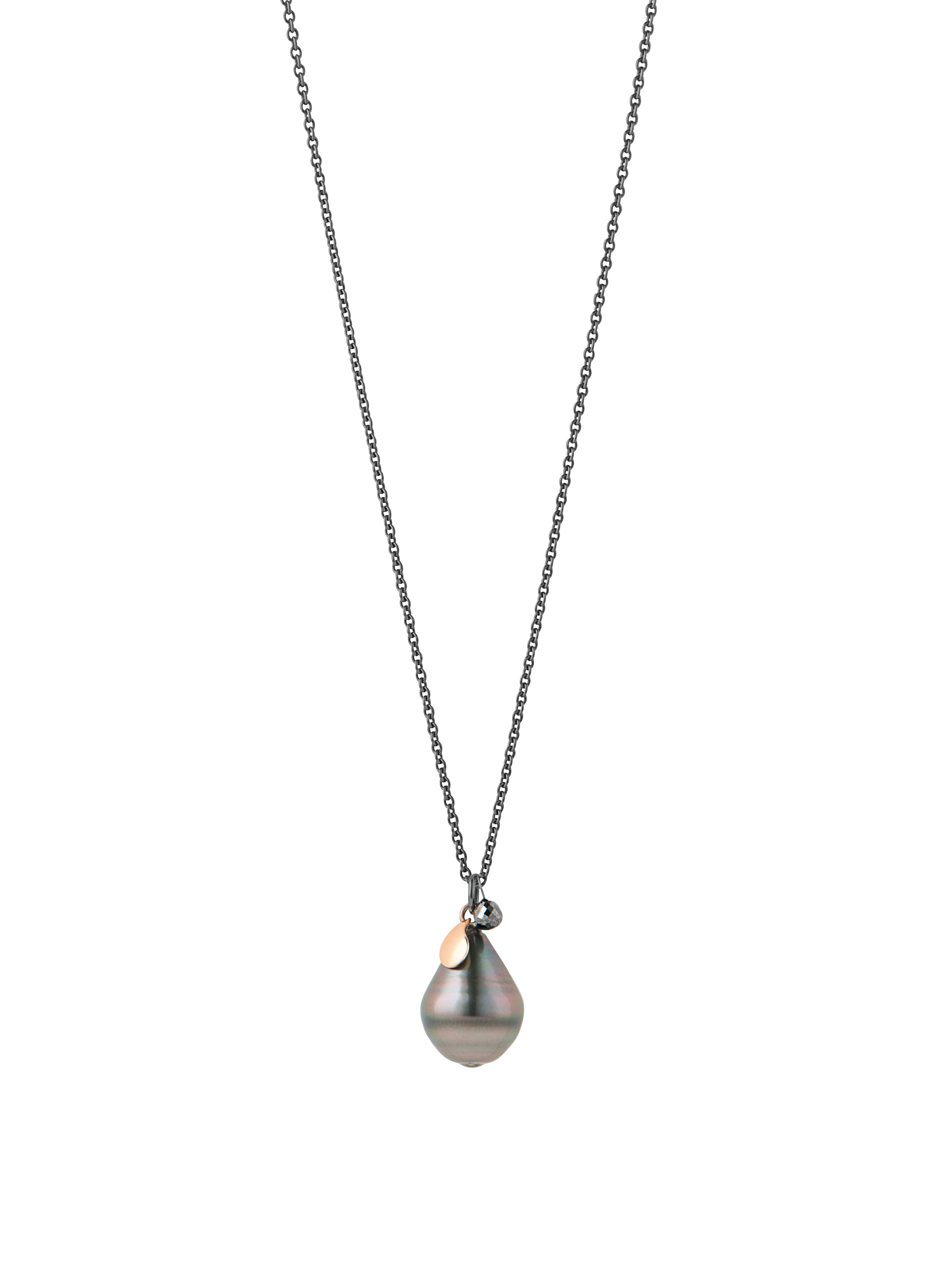 Tidedrops necklace