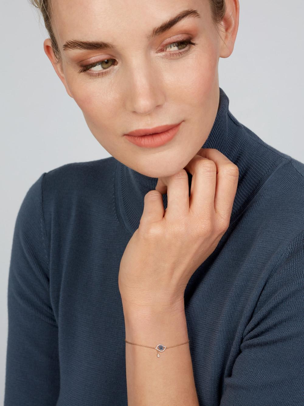 Armband Minimalism Auge 02