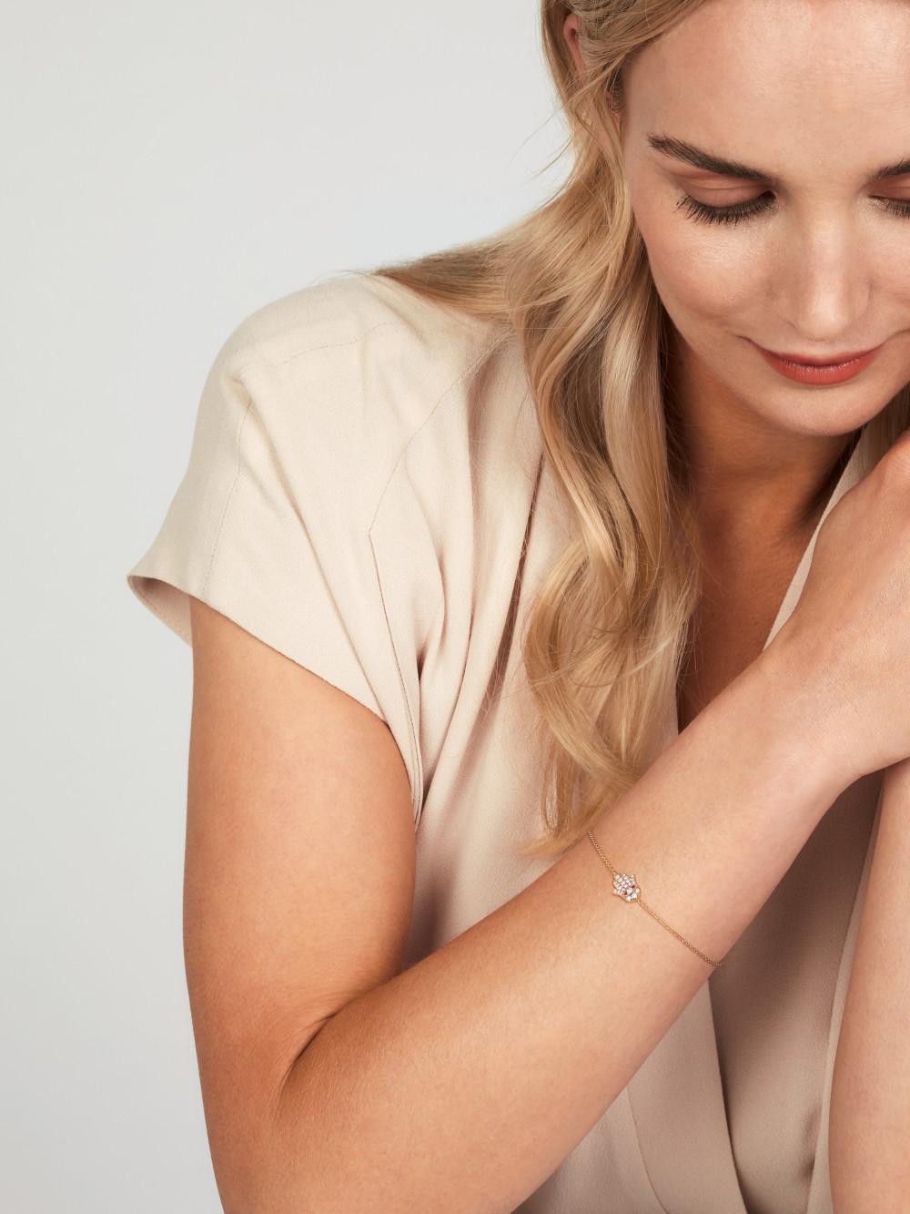 Armband Minimalism Hand 02