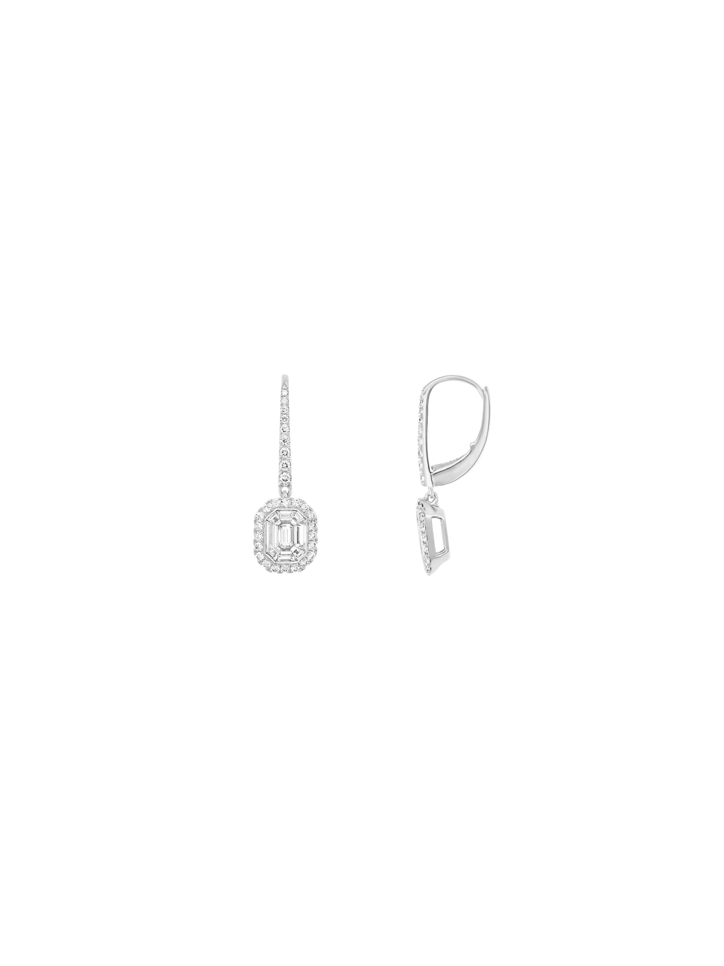 Uptown earrings