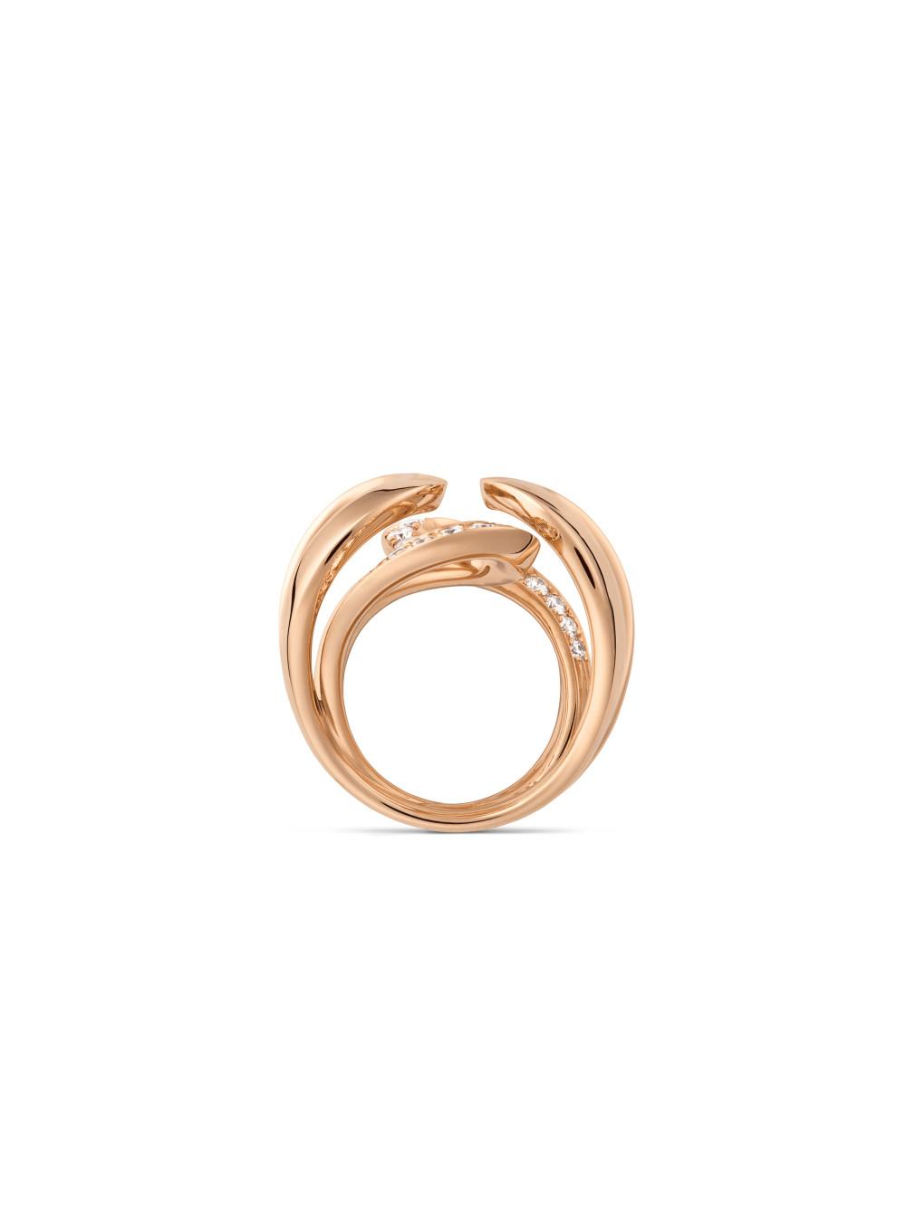 Ring Sensual Golden Bridge 02