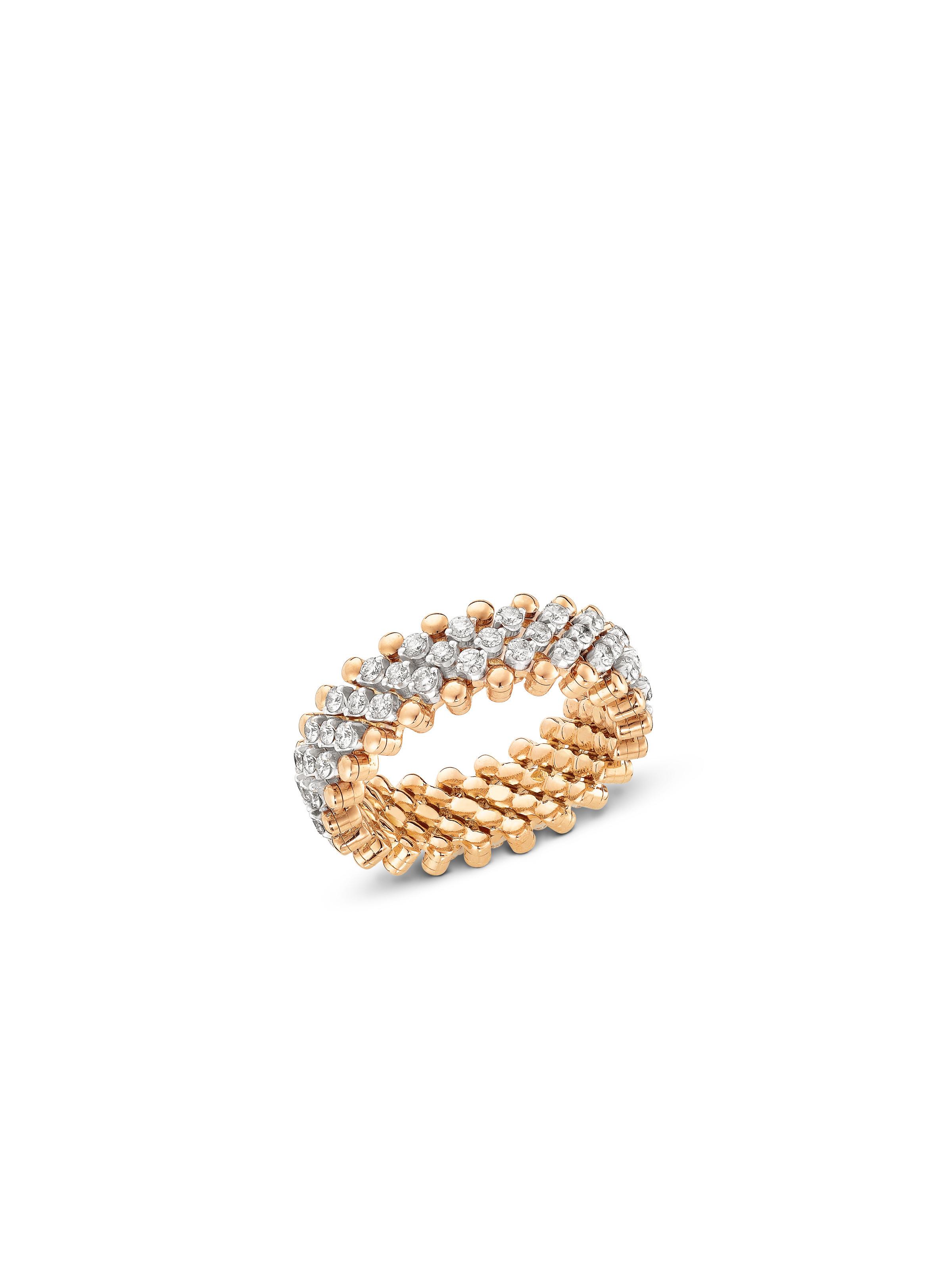 Multisize Serafino Consoli ring