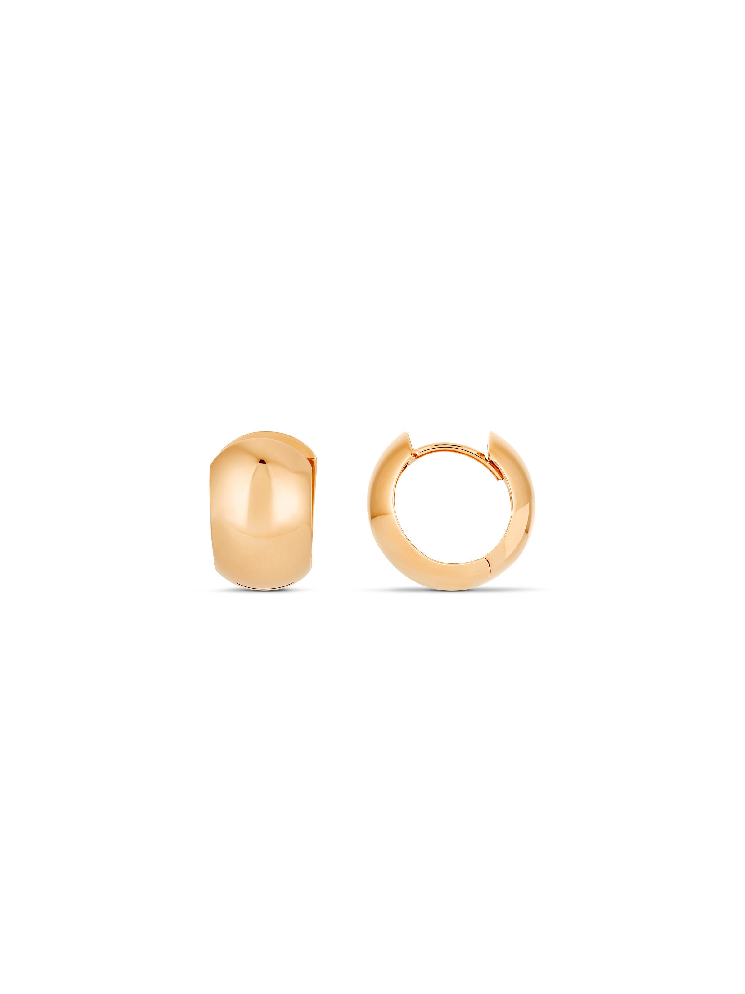 Basics hoop earrings