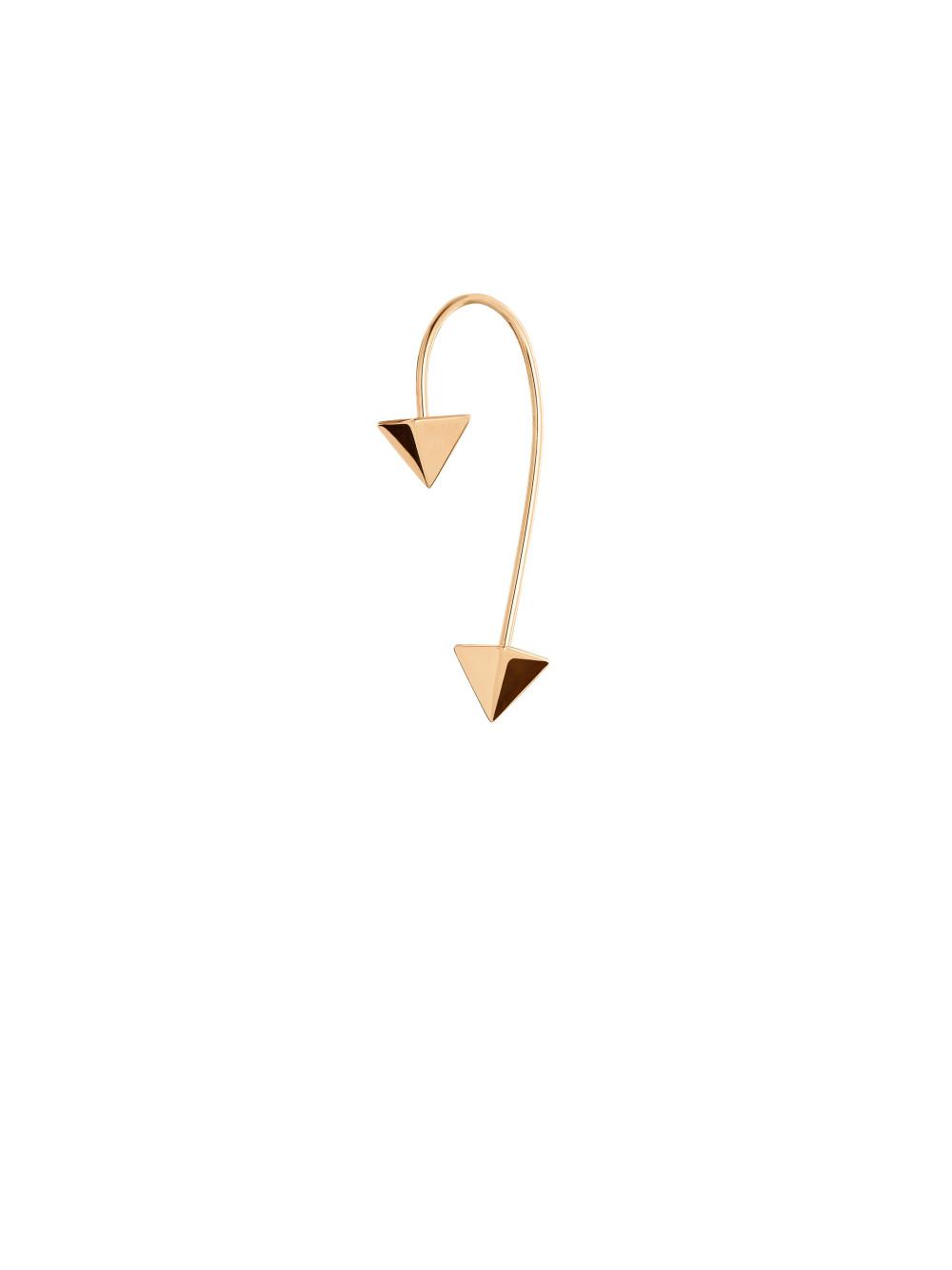 einzelner Ohrring Electrify 01