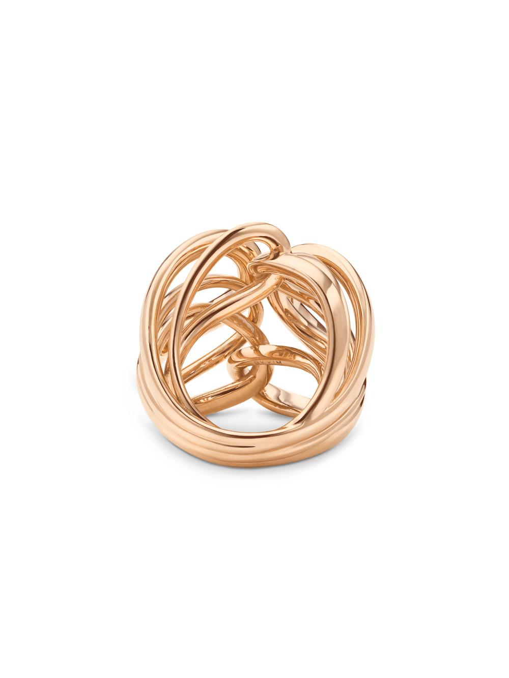 Ring Sensual Golden Bridge 04