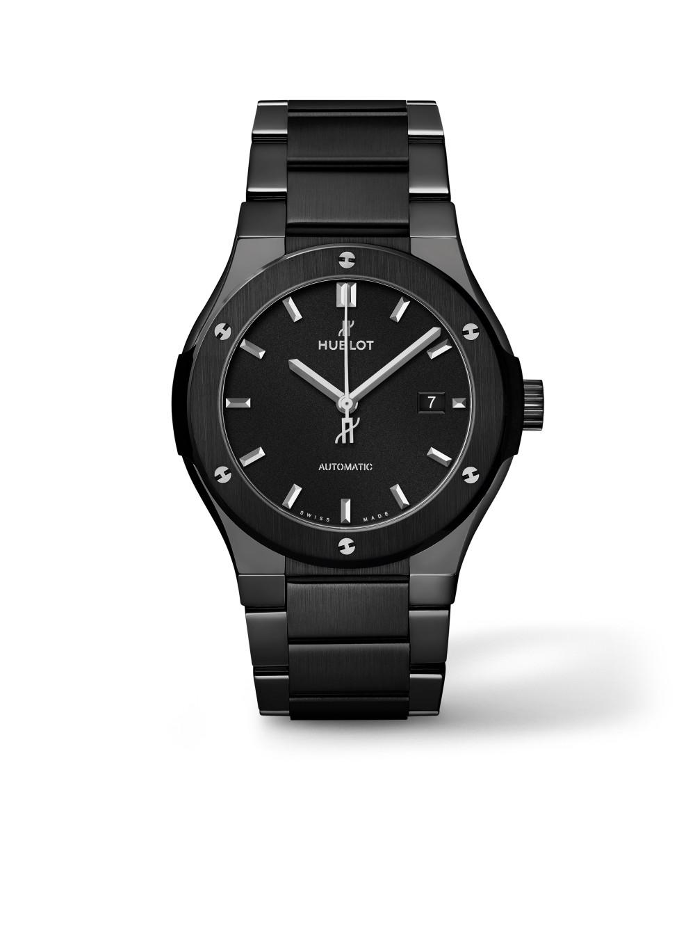 Classic Fusion Integrated Bracelet Black Magic 01
