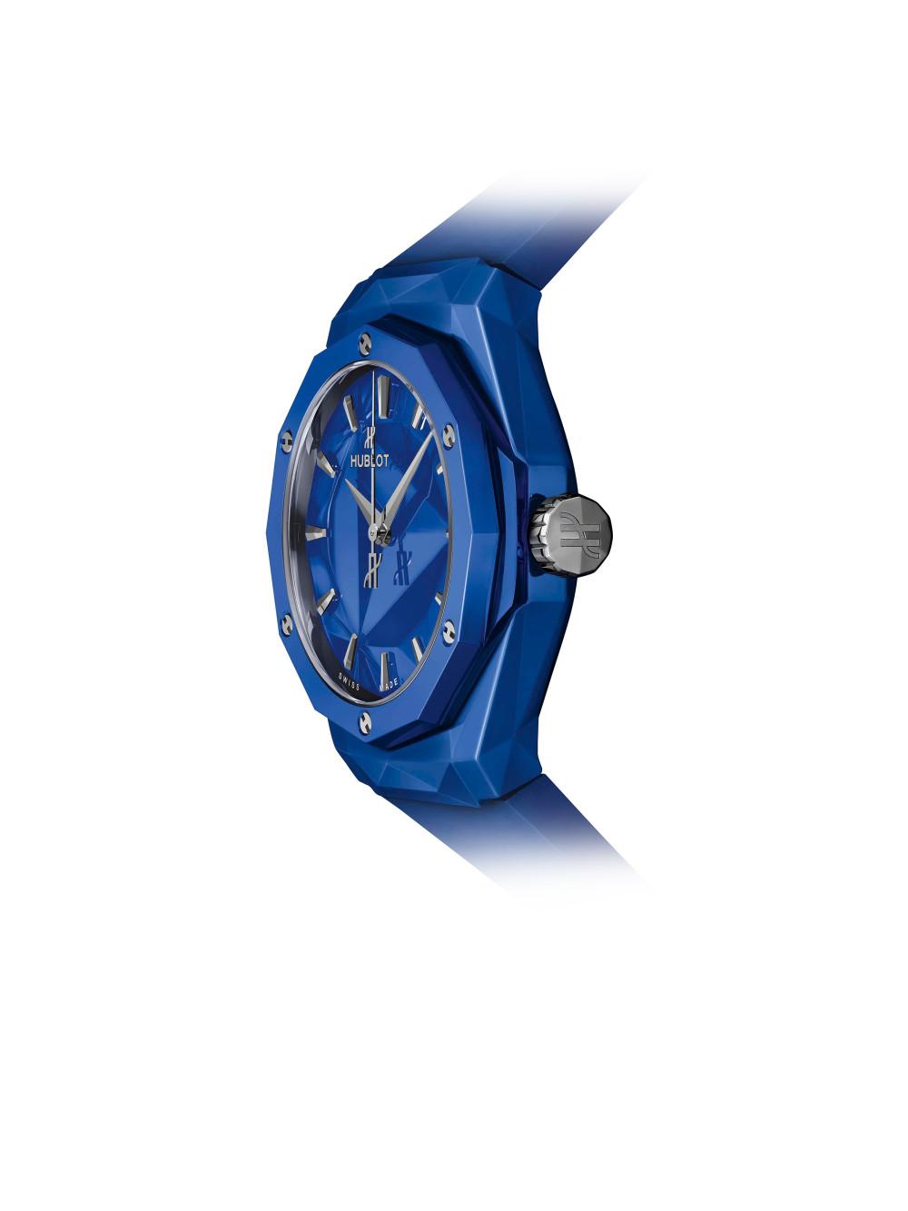 Classic Fusion Orlinski Blue Ceramic 02