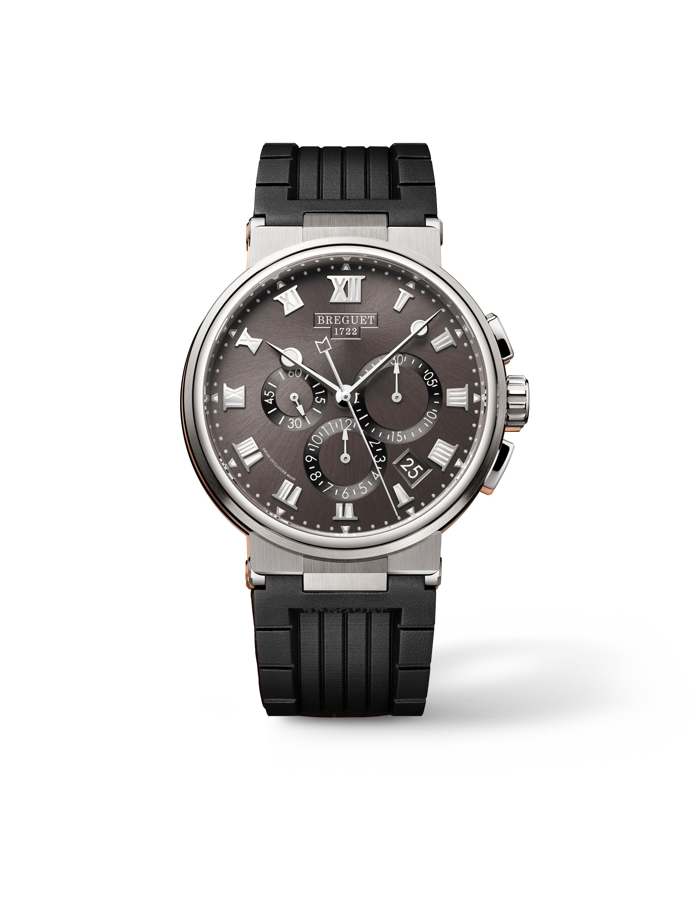 Marine Chronographe 5527