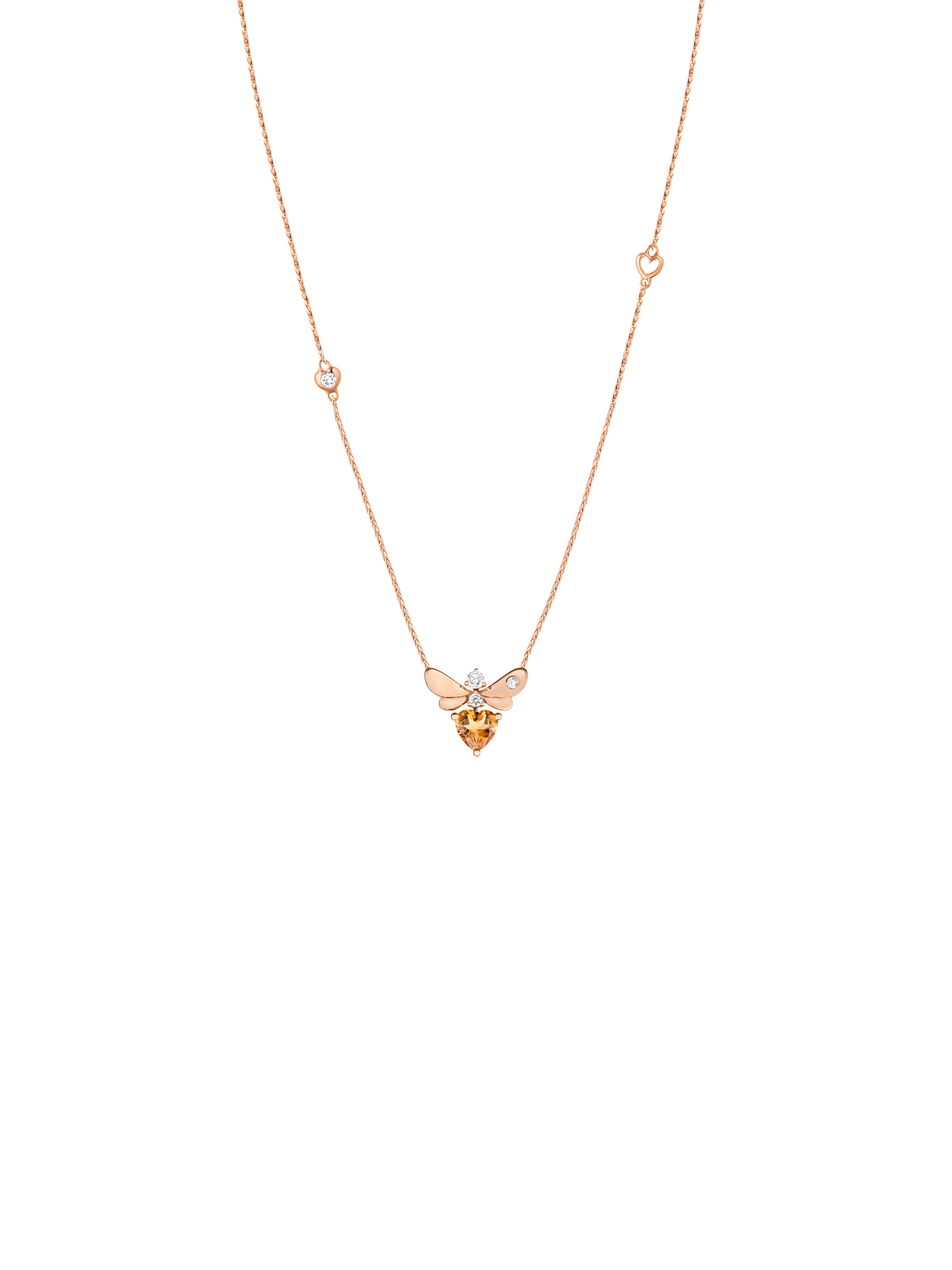 Flowery pendant