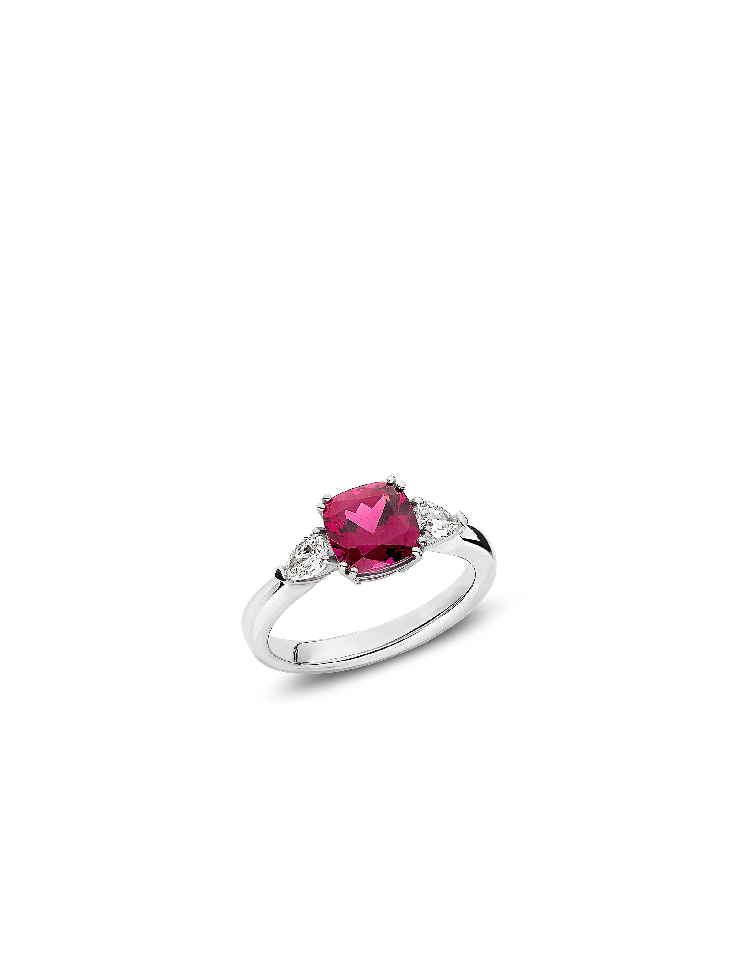 Ring One Royal Purple Garnet