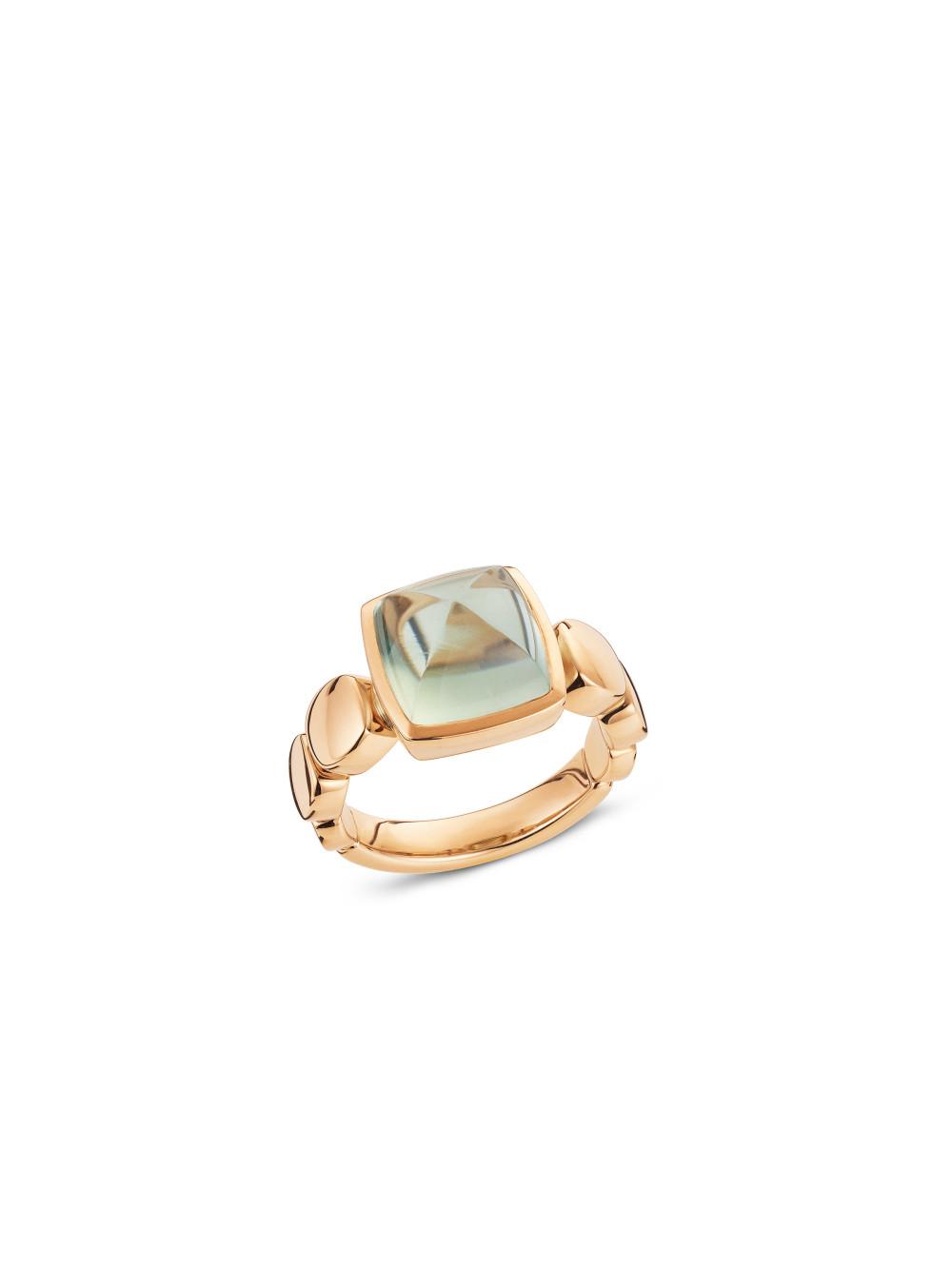Ring Blu Square 01