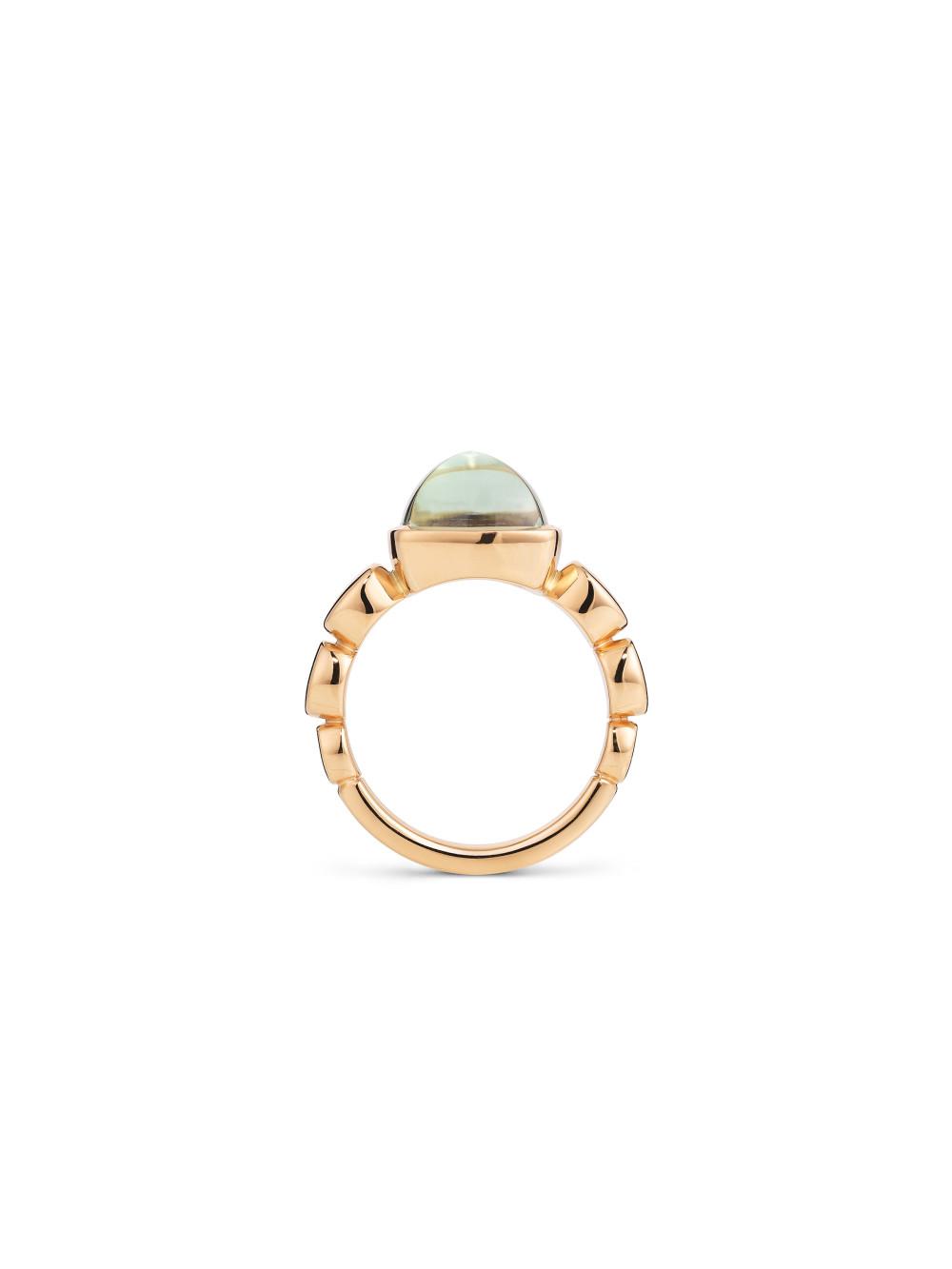 Ring Blu Square 02