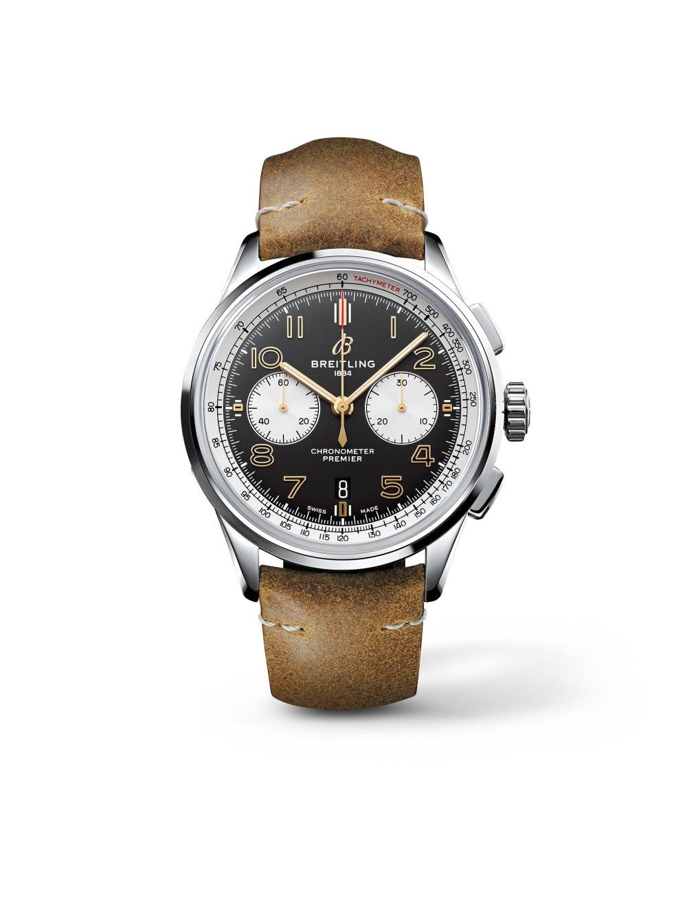 Premier B01 Chronograph Norton Edition 01