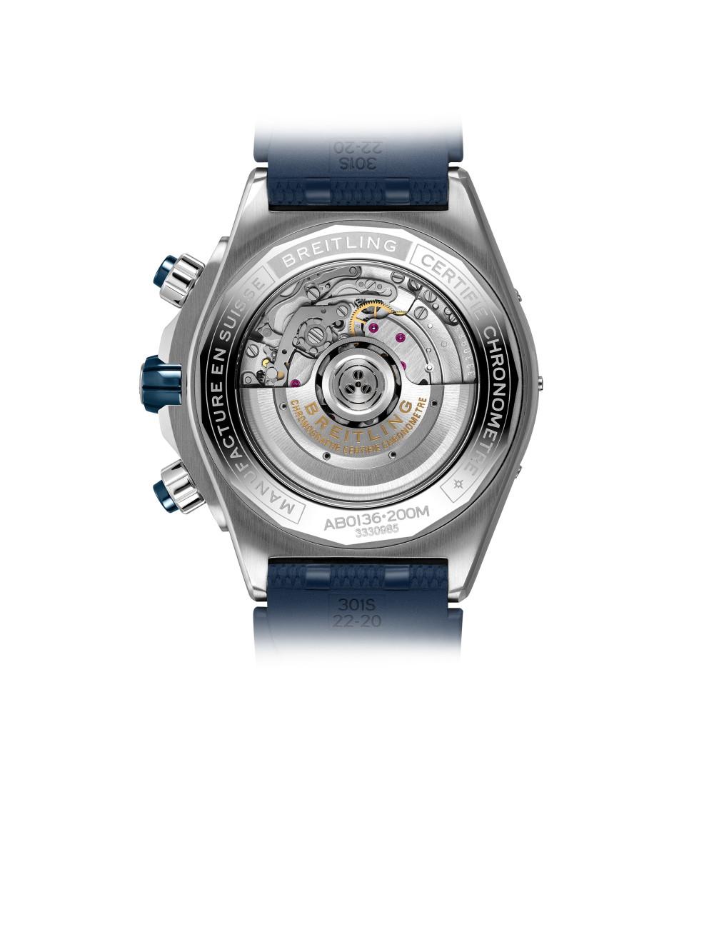 Super Chronomat B01 44 02