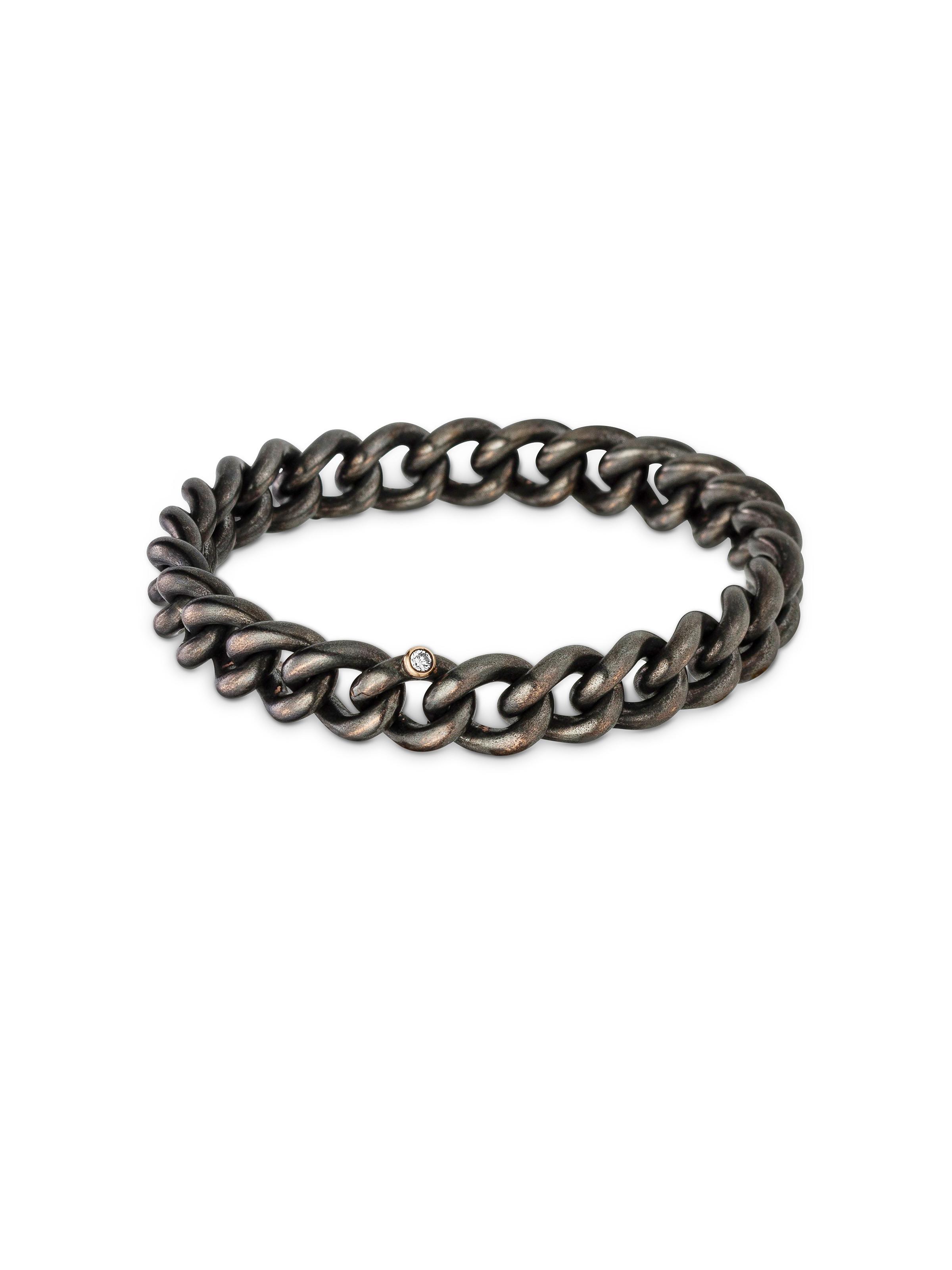 Bronze 12mm bracelet