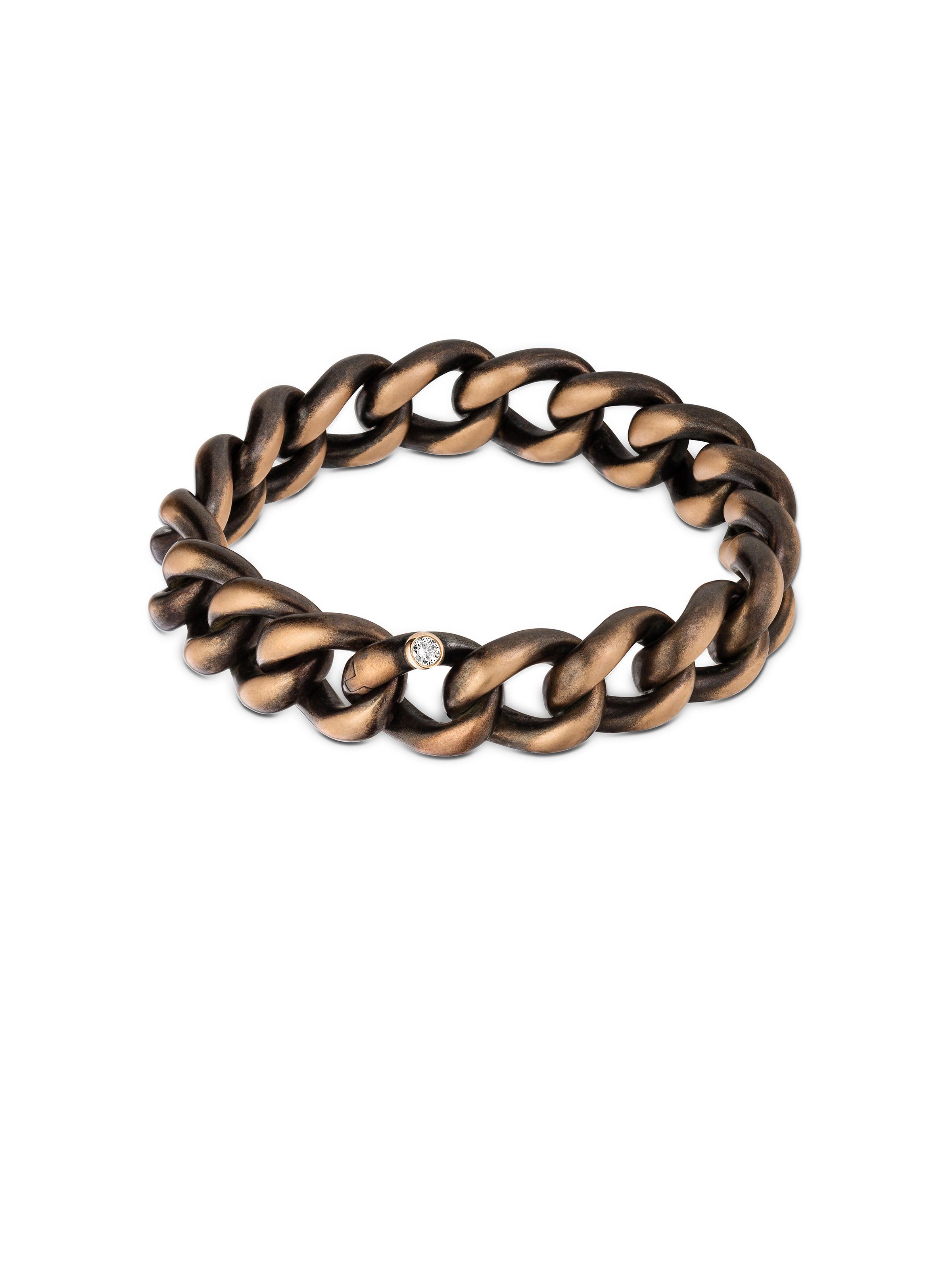 Bracelet en bronze 16mm