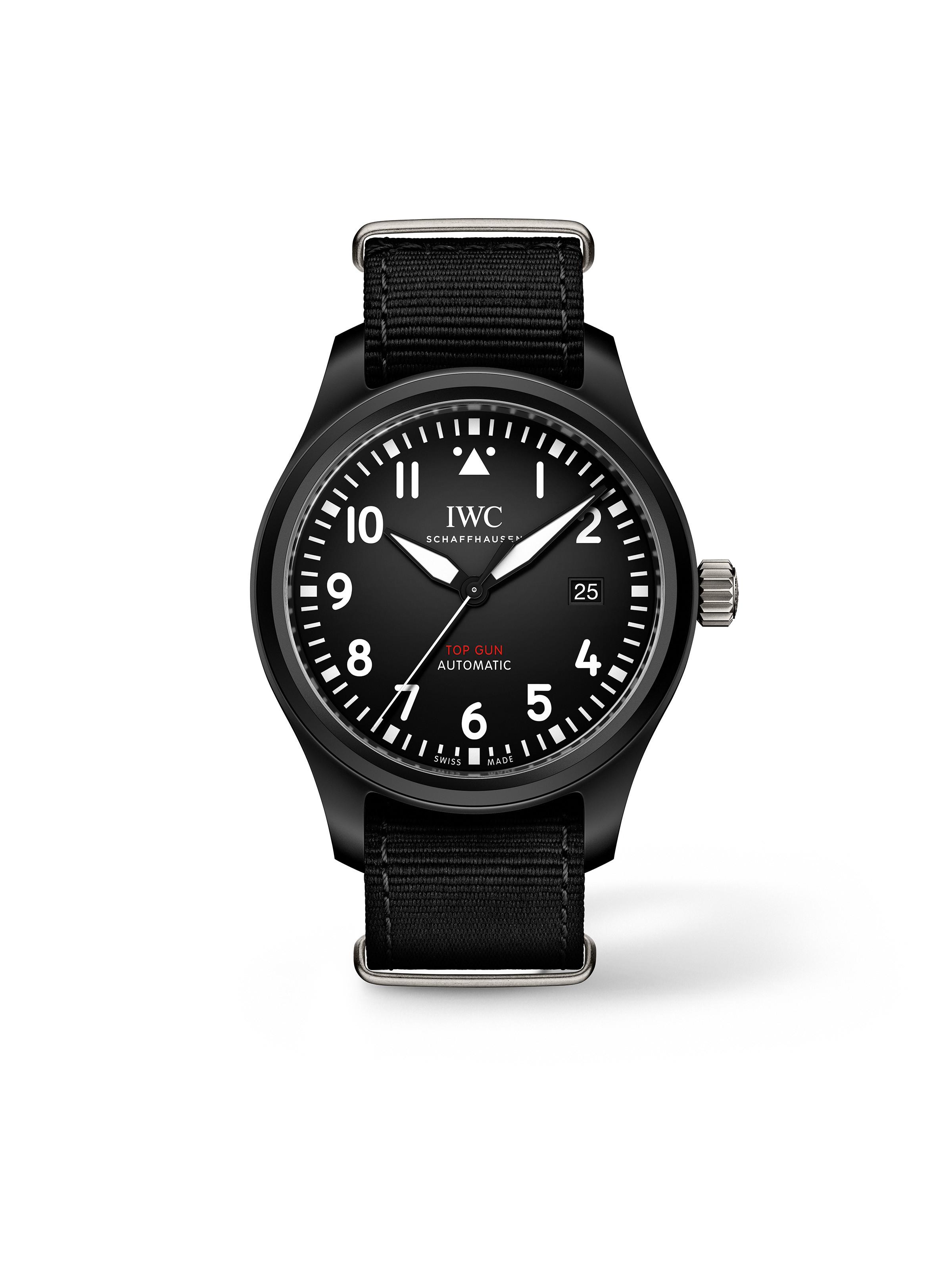 Pilot's Watch Automatic Top Gun