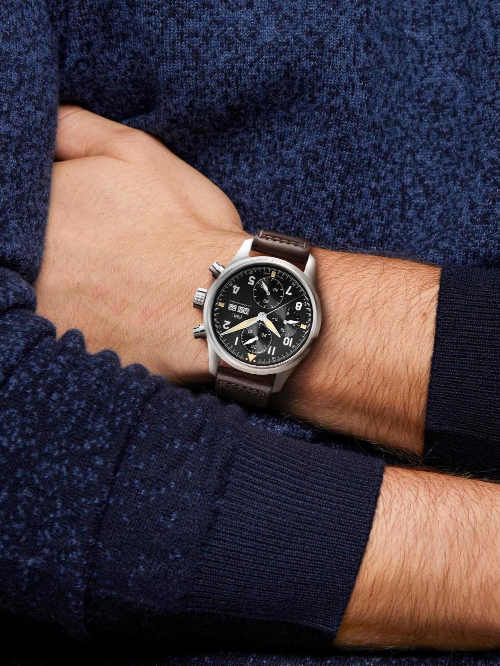 Pilot's Watch Chronograph Spitfire 03