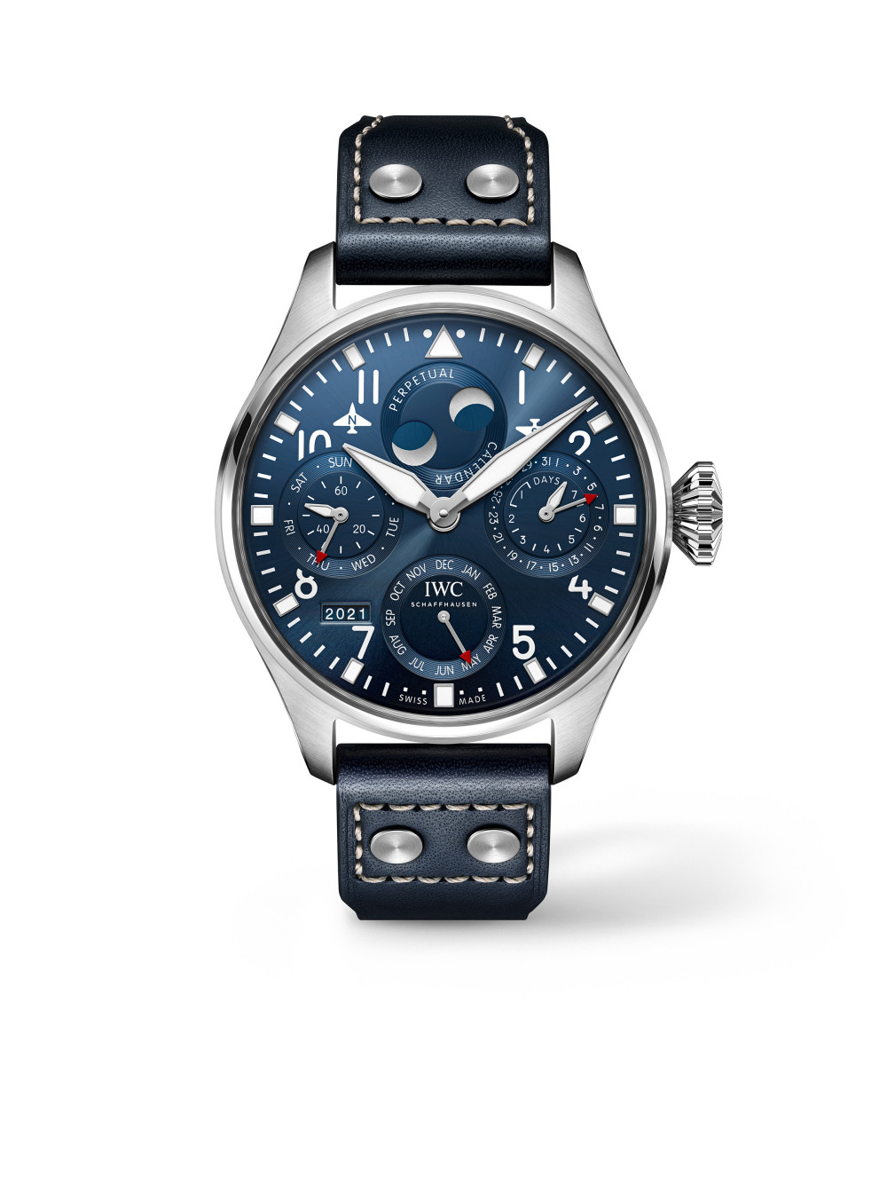 Big Pilot's Watch Perpetual Calendar 01