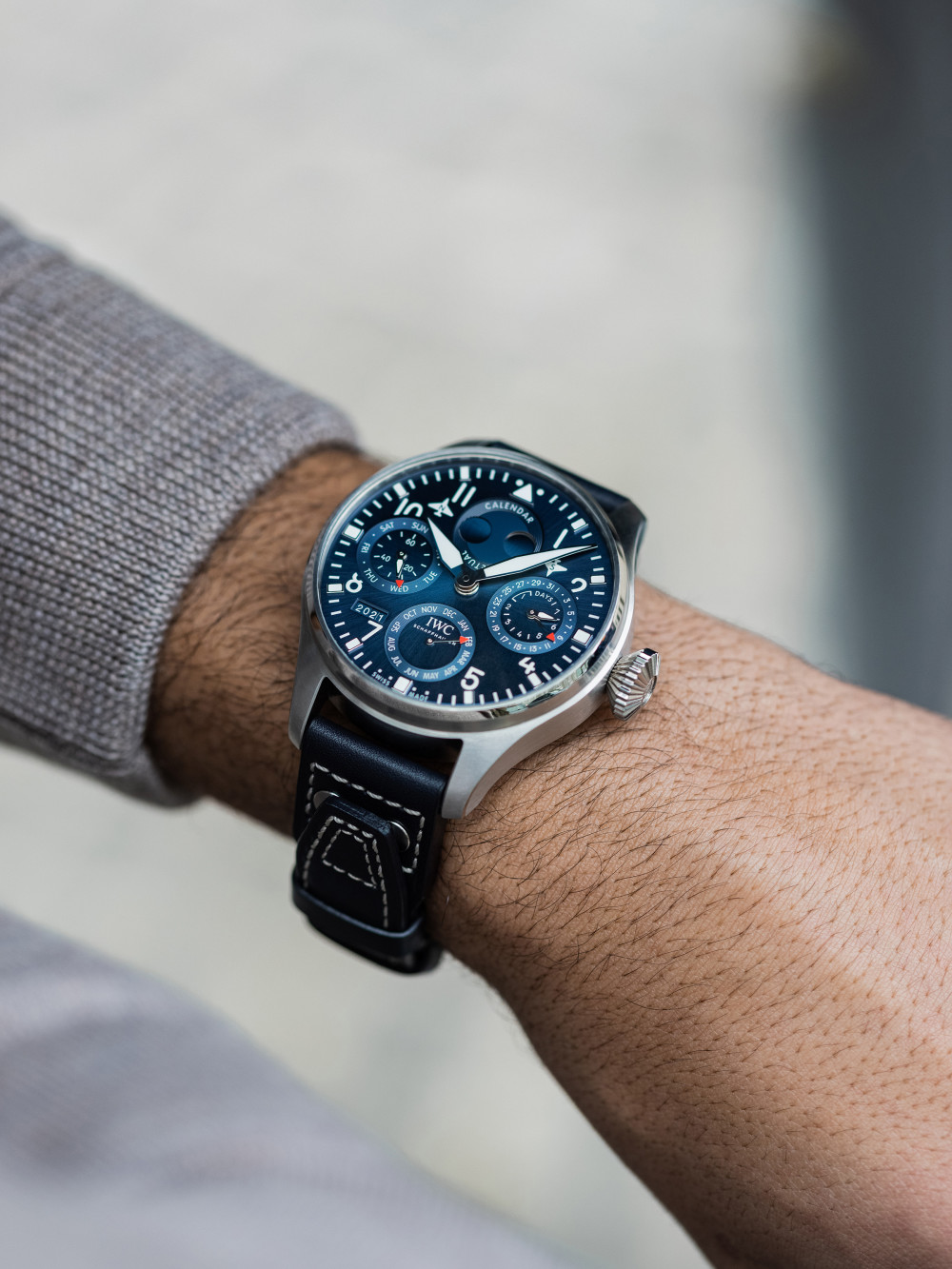 Big Pilot's Watch Perpetual Calendar 03