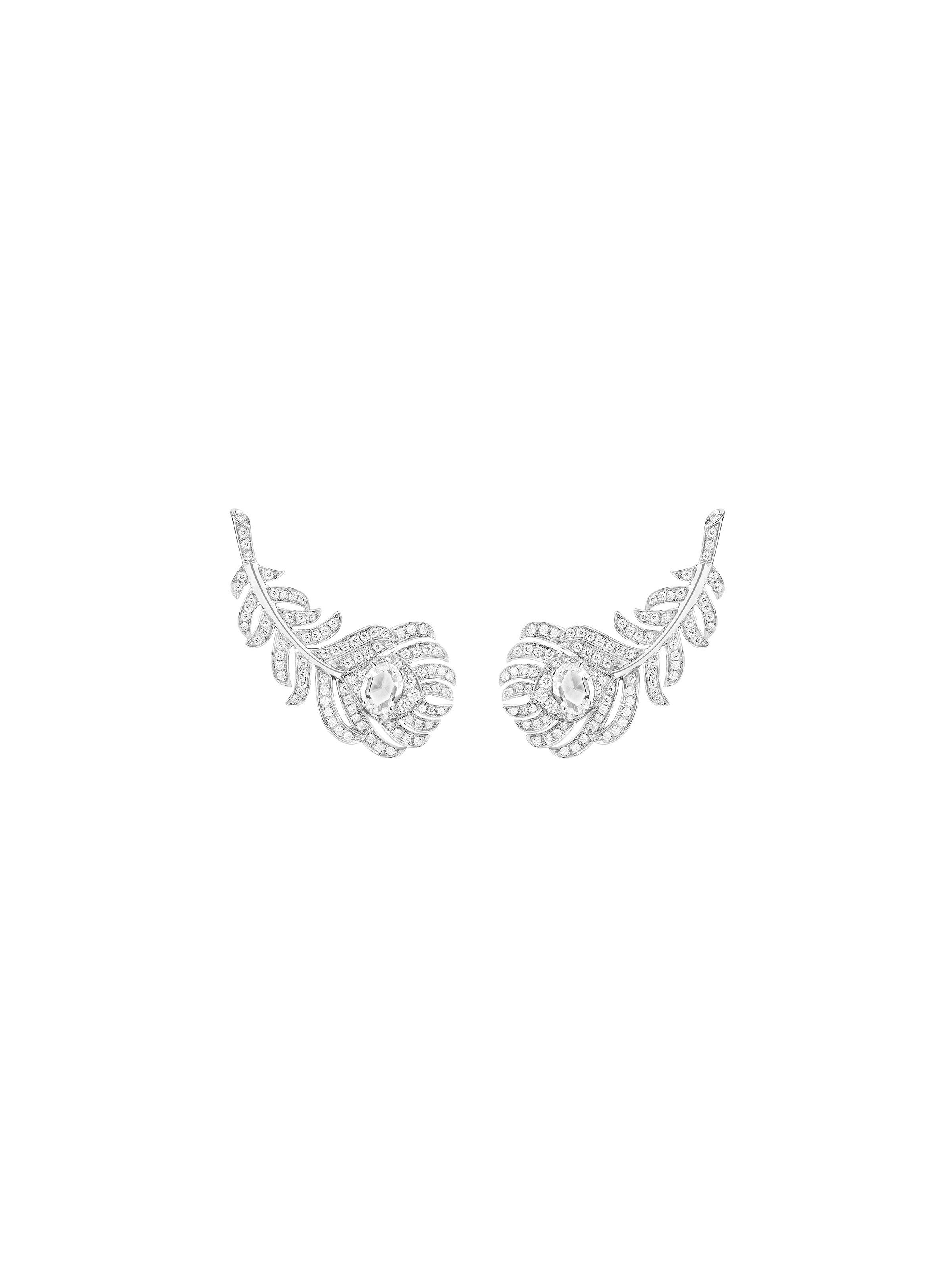 Nature Triomphante earrings