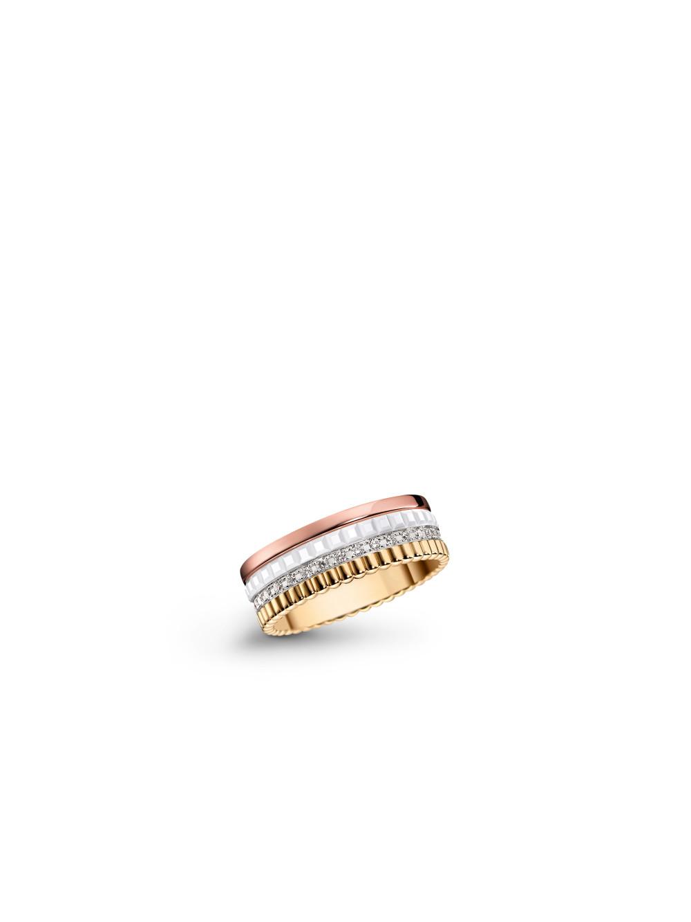 Ring Quatre White Edition S 01