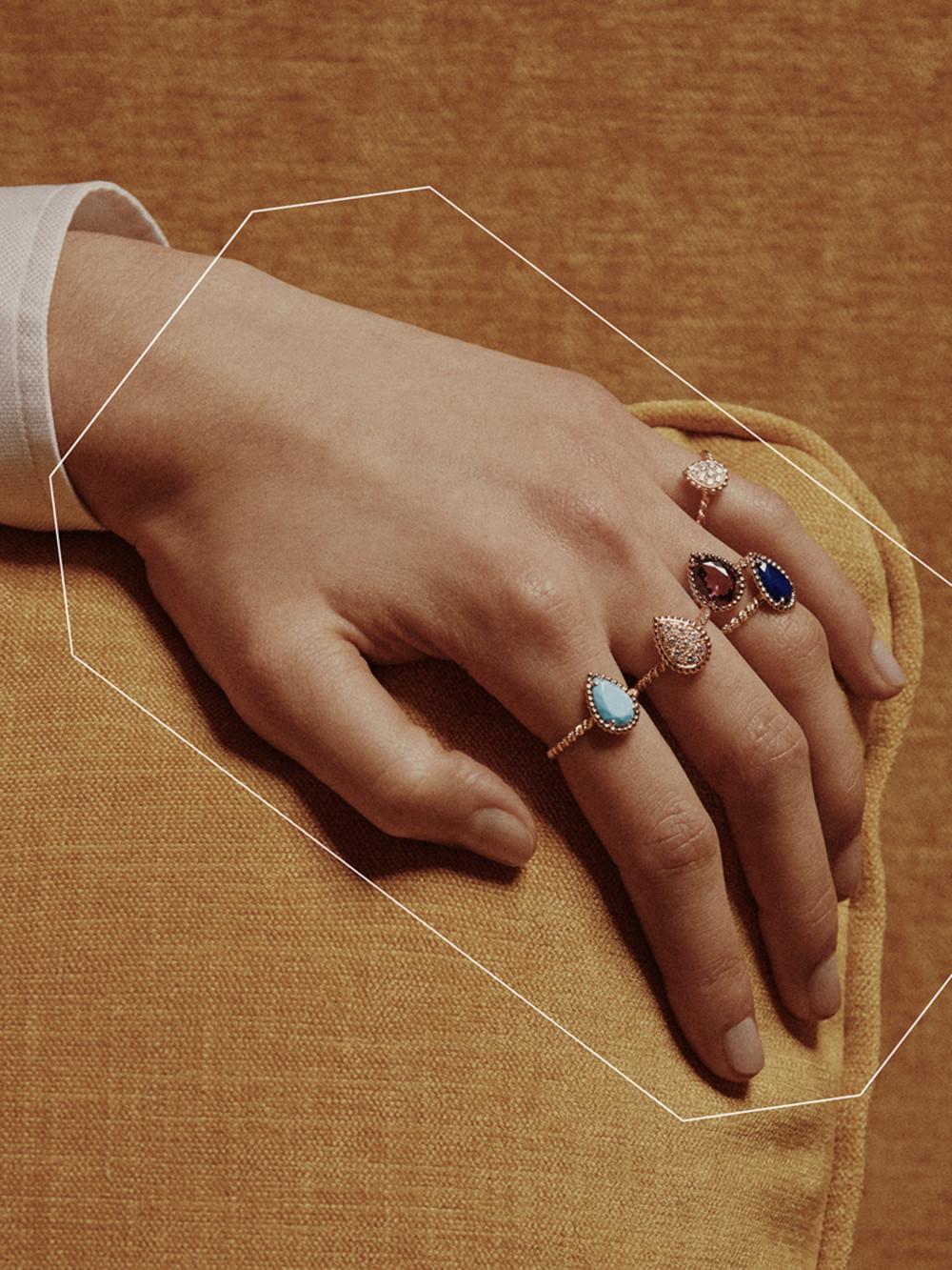 Ring Serpent Bohème S 02