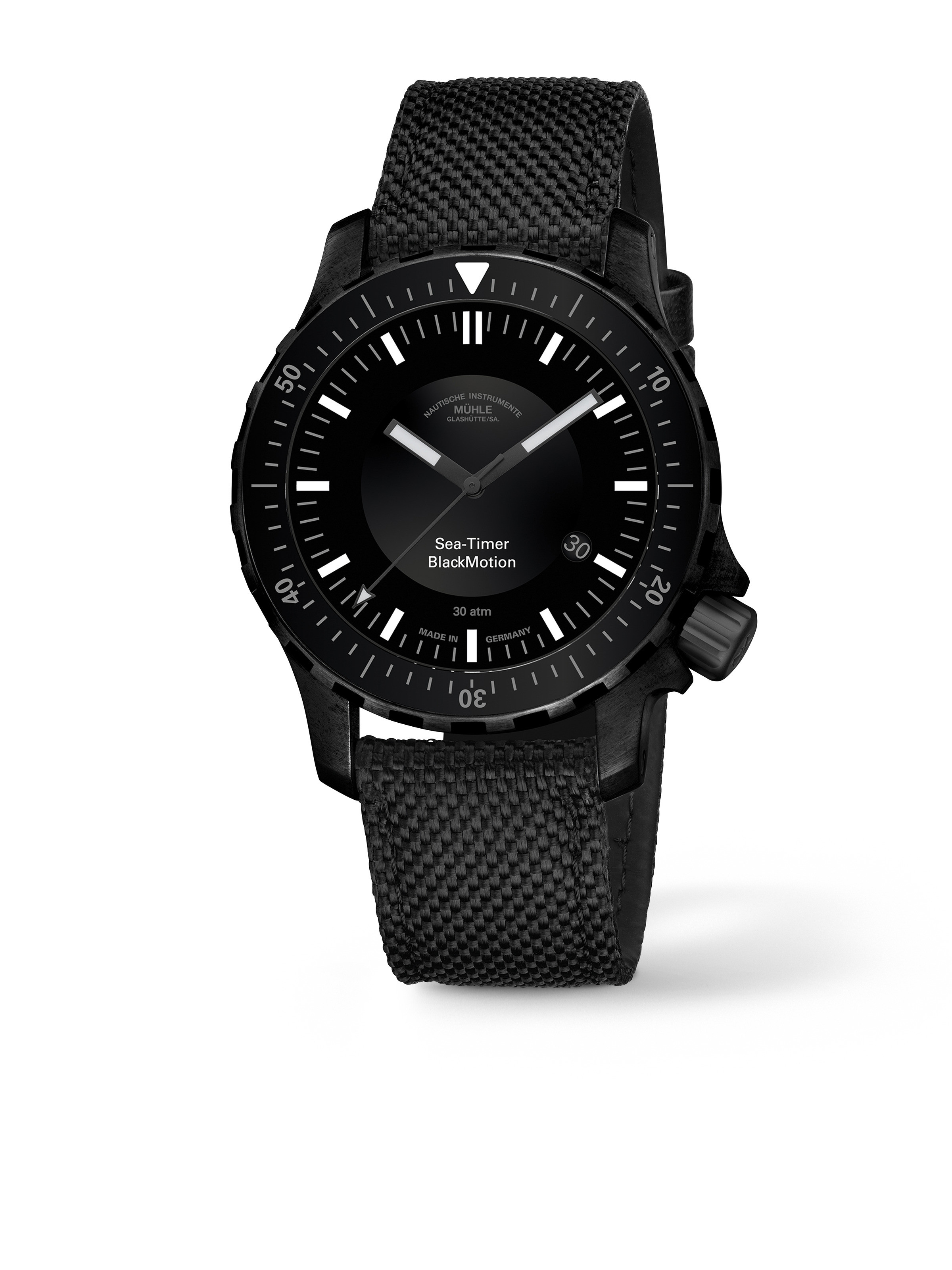 Sea-Timer BlackMotion
