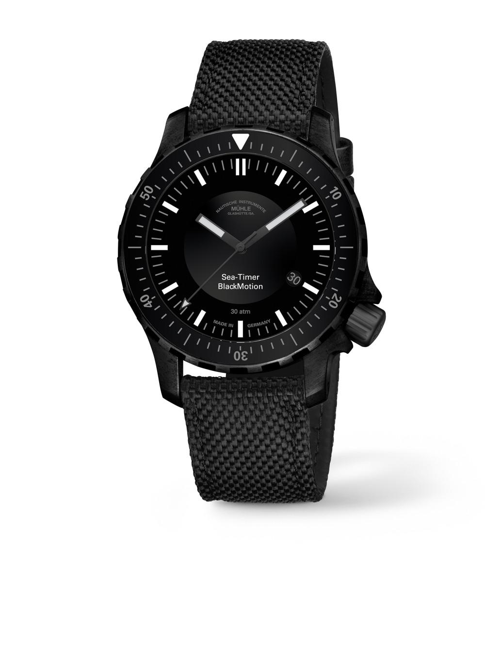 Sea-Timer BlackMotion 01