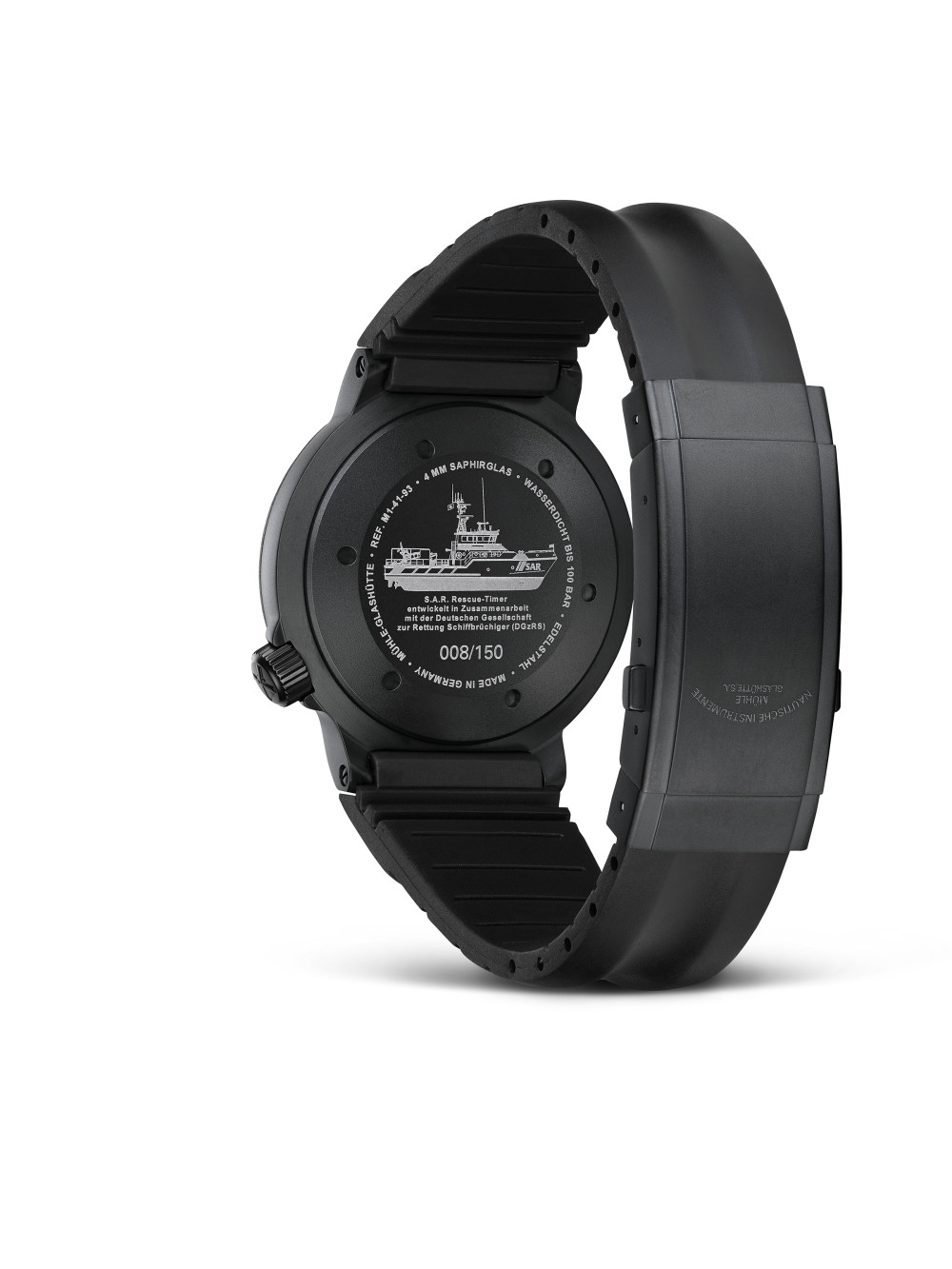 S.A.R. Rescue-Timer Sonderedition DGzRS 02