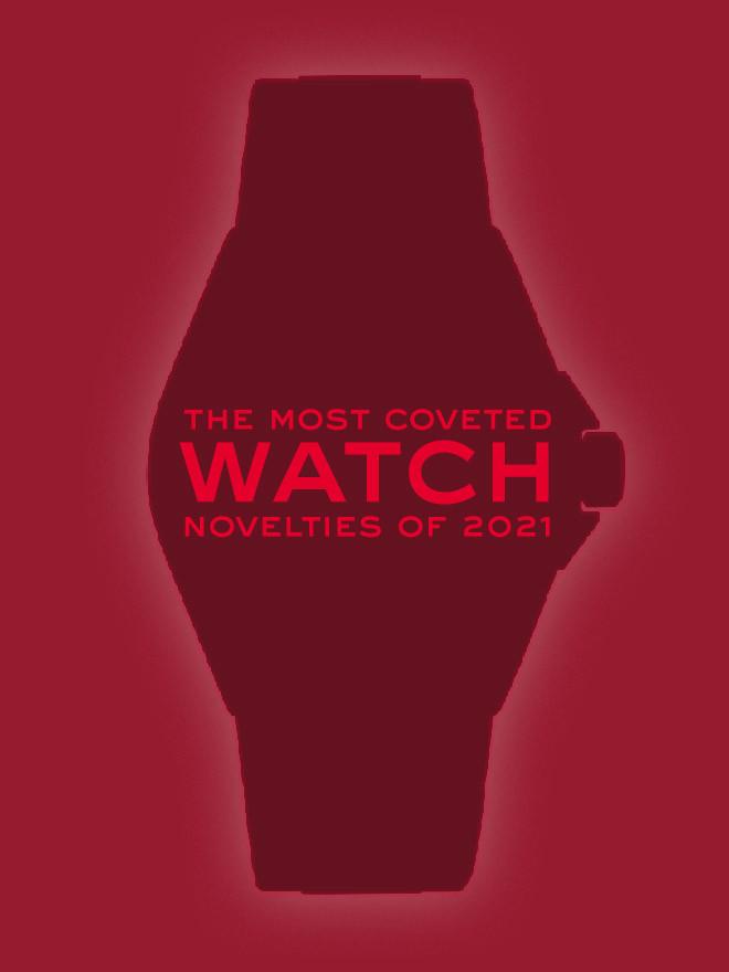Watch Novelties 2021
