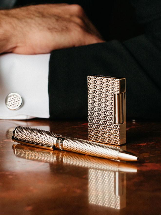 S.T. Dupont –<br>alles über die Luxus-Manufaktur aus Frankreich