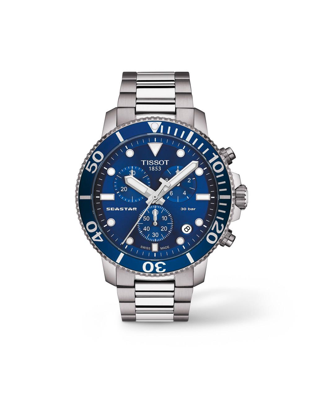 Seastar 1000 Chronograph 01