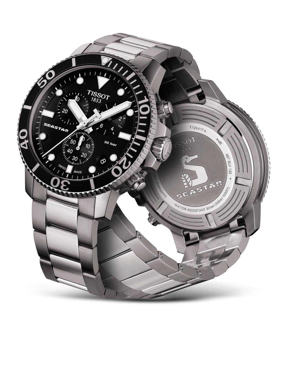 Seastar 1000 Chronograph 02
