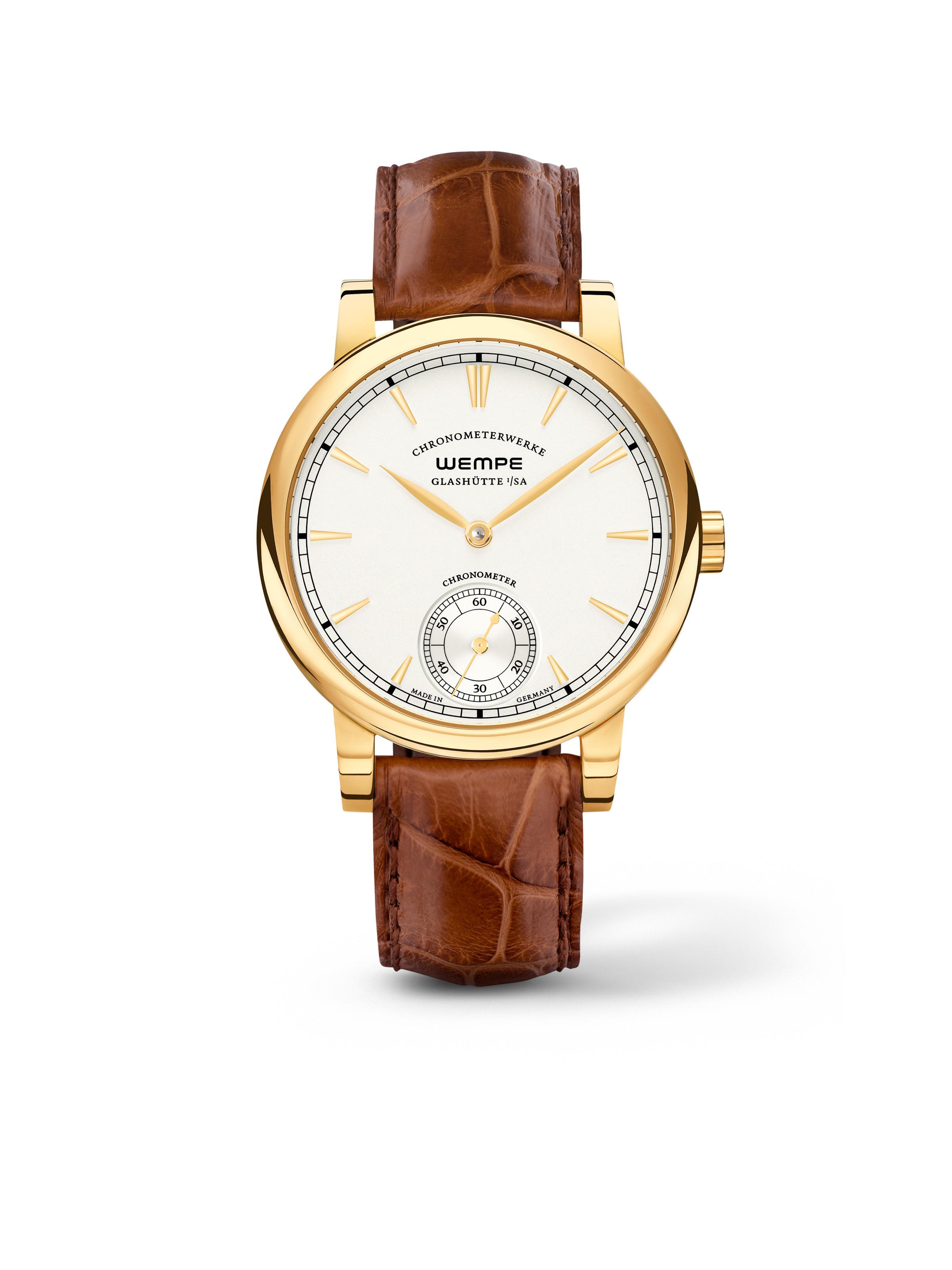 Chronometerwerke Petite Seconde