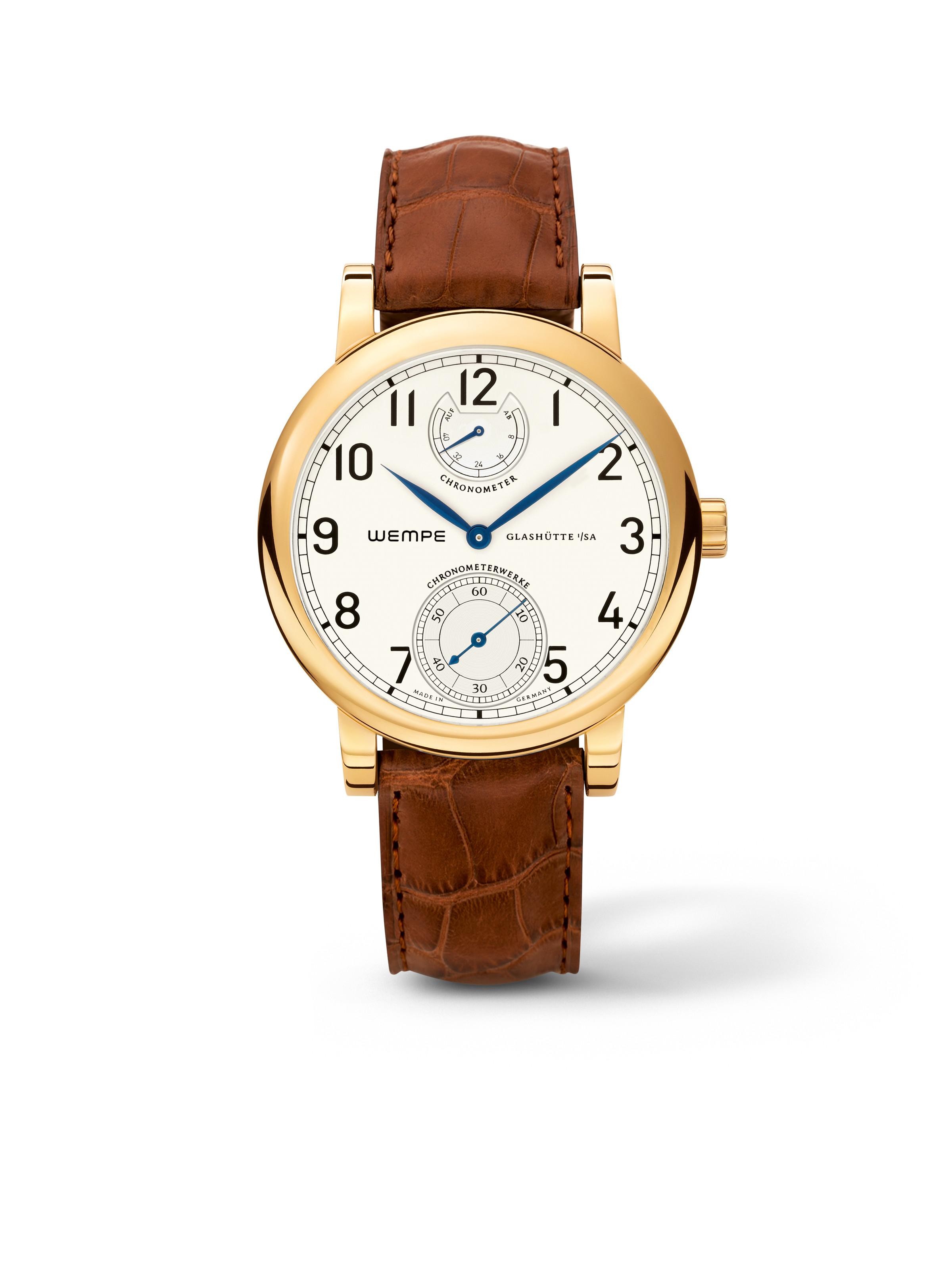 Chronometerwerke Réserve de Marche