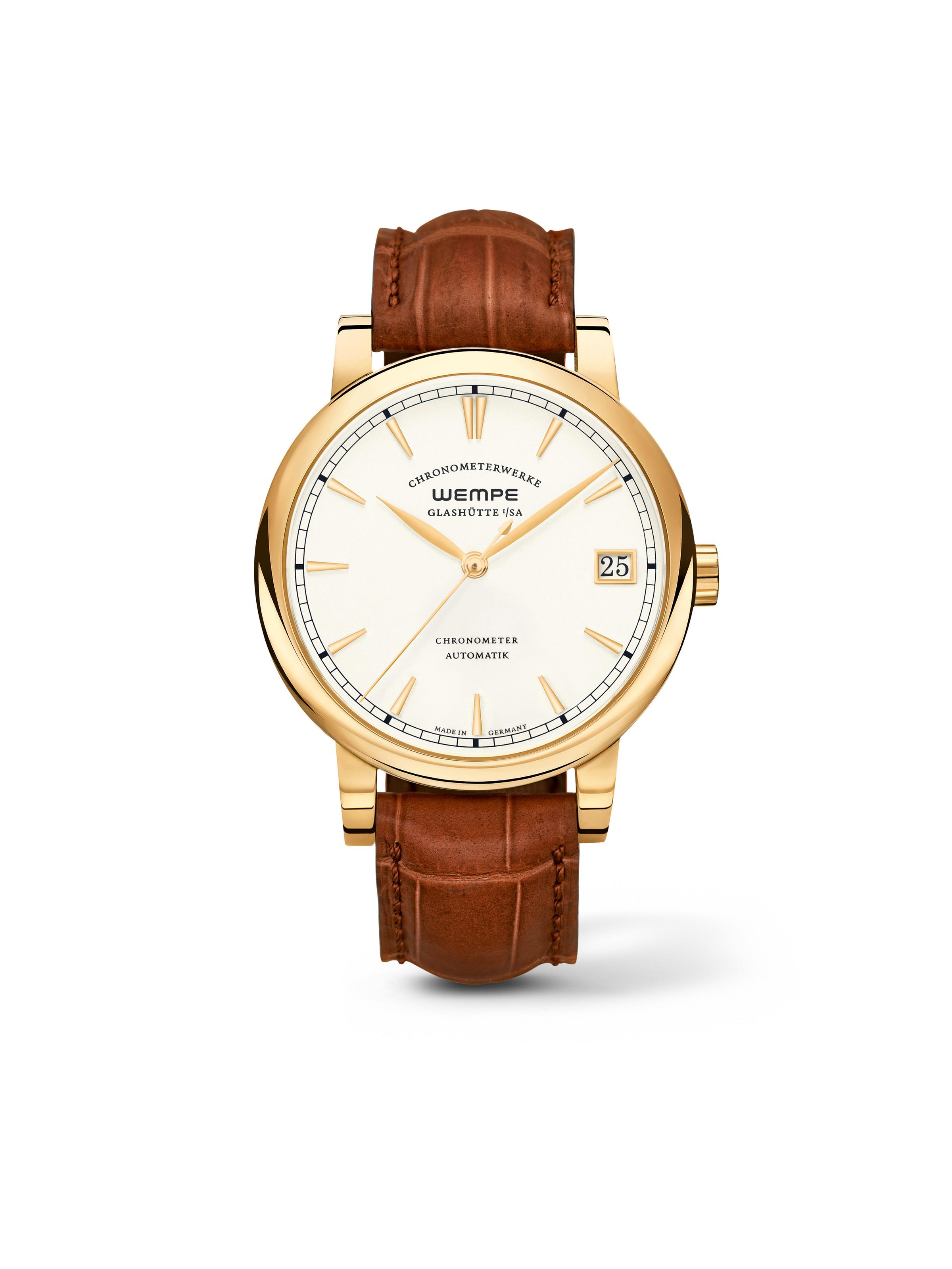Chronometerwerke Automatic