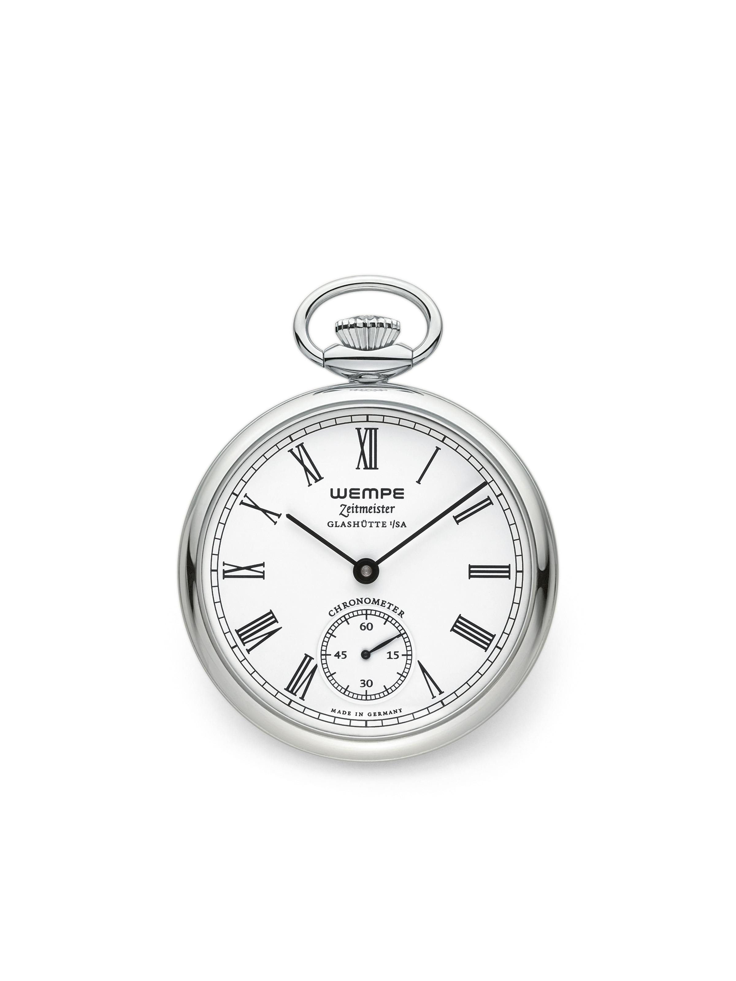 Zeitmeister Pocket Watch Lépine