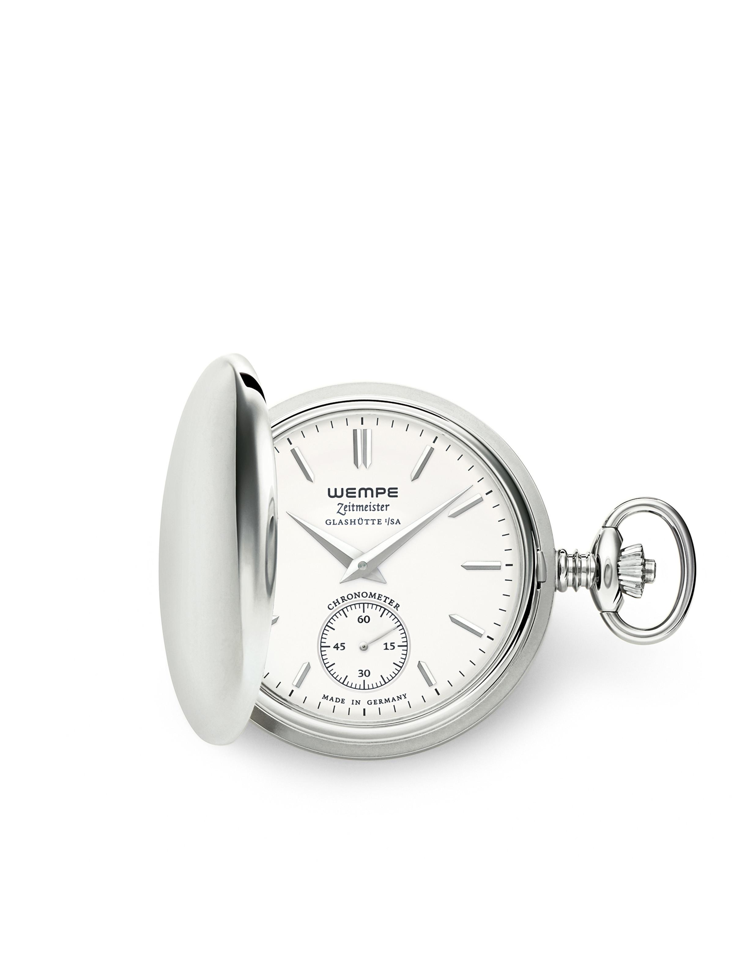 Zeitmeister Pocket Watch Savonette